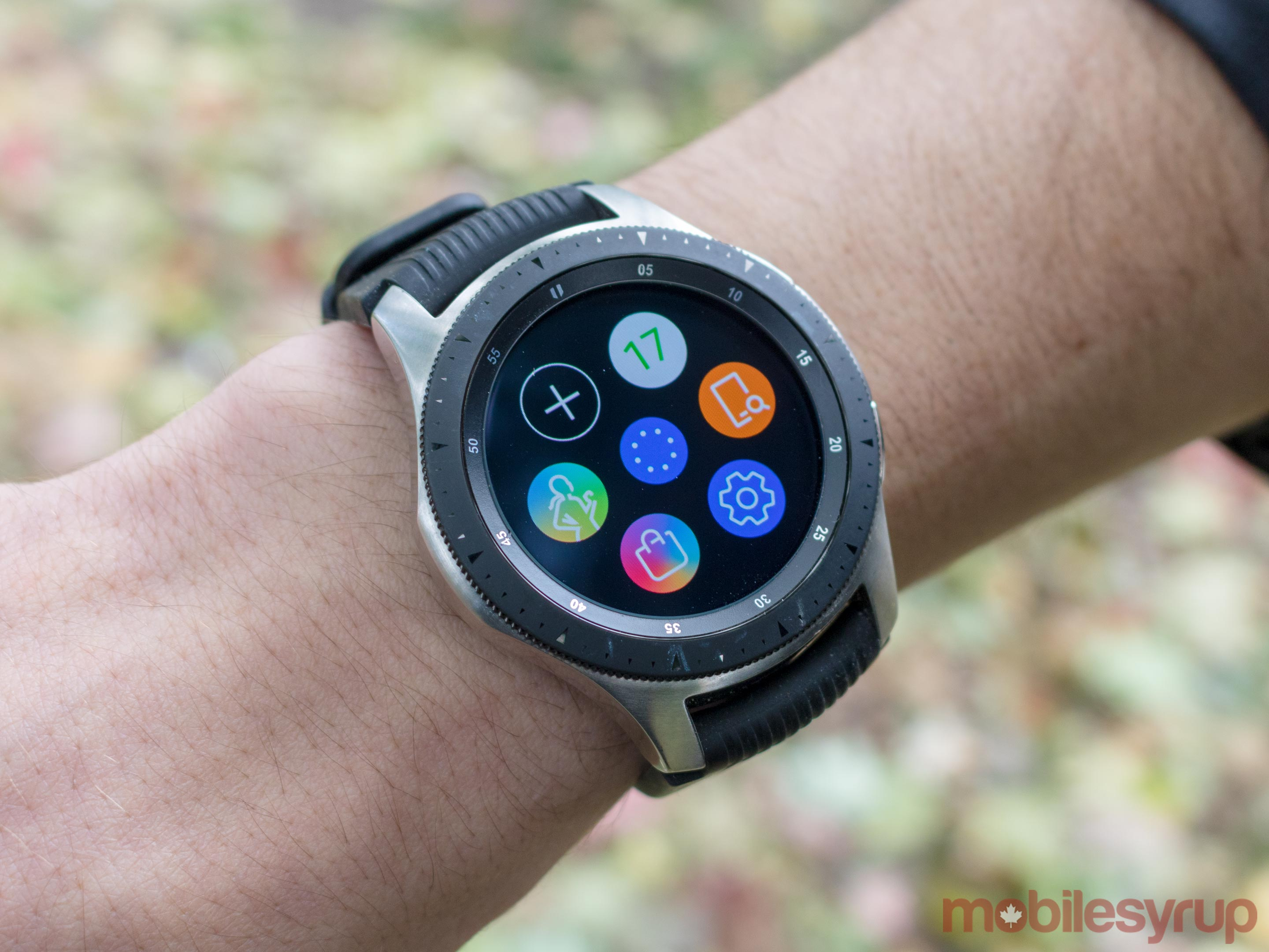 Samsung Galaxy Watch Review  Not just another smartwatch aeb0d2e3d2c