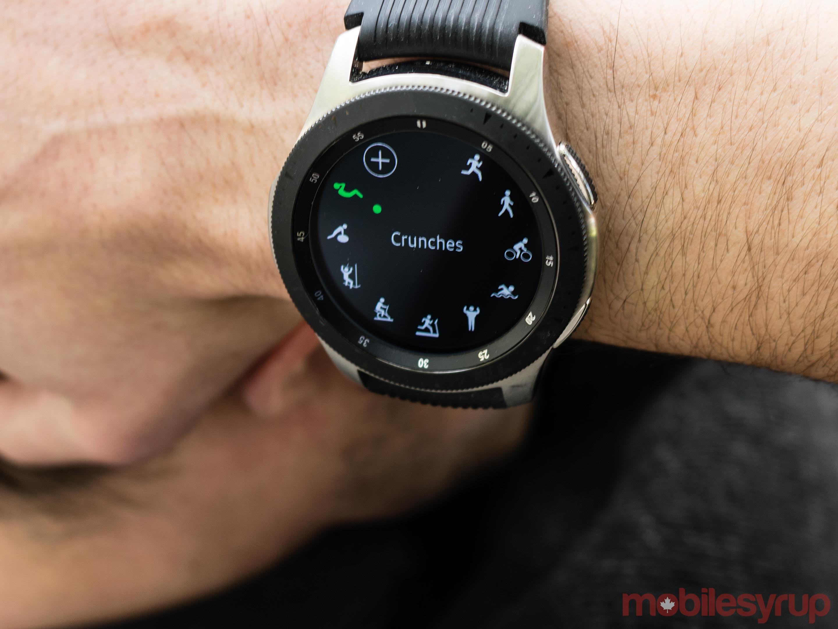 on sale 1ccce e2641 Samsung Galaxy Watch Review: Not just another smartwatch