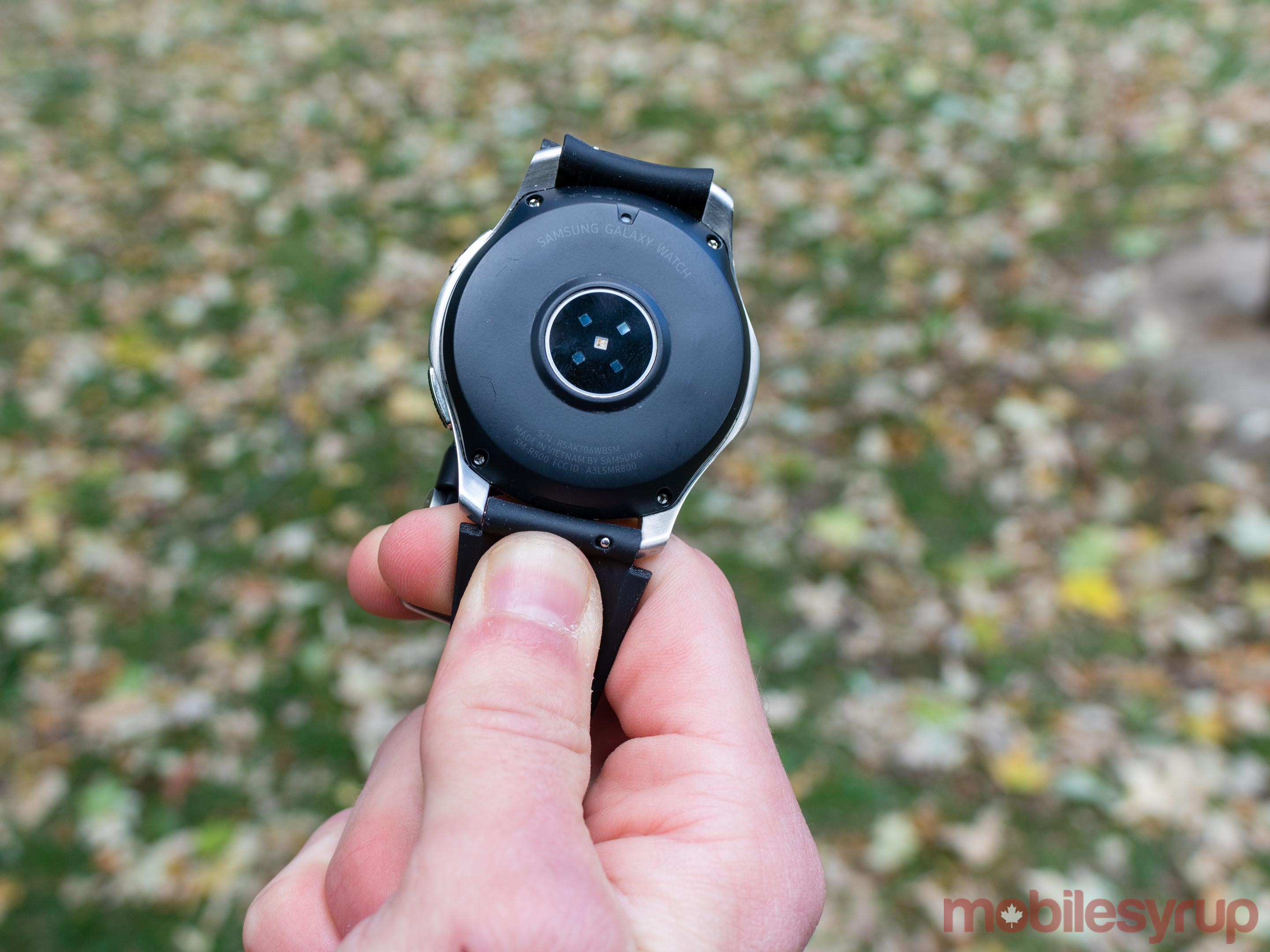 Samsung Galaxy Watch Review: Not just another smartwatch