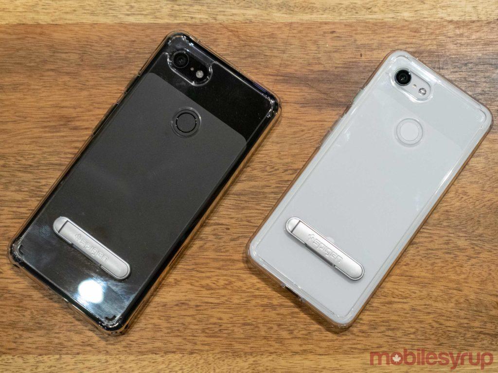 new arrival 36e5d 41d84 A look at Spigen's best Pixel 3 and Pixel 3XL cases | MobileSyrup