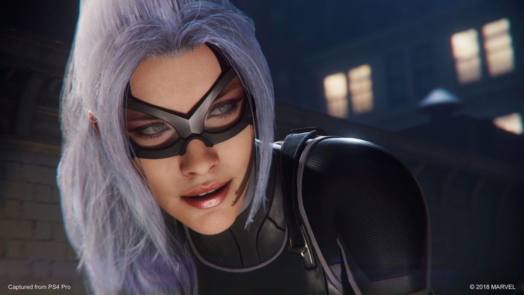 Marvel's Spider-Man Black Cat