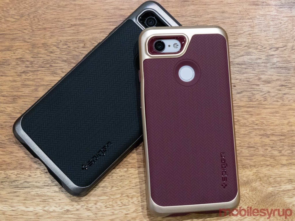 new arrival 3db4b bbfa1 A look at Spigen's best Pixel 3 and Pixel 3XL cases | MobileSyrup