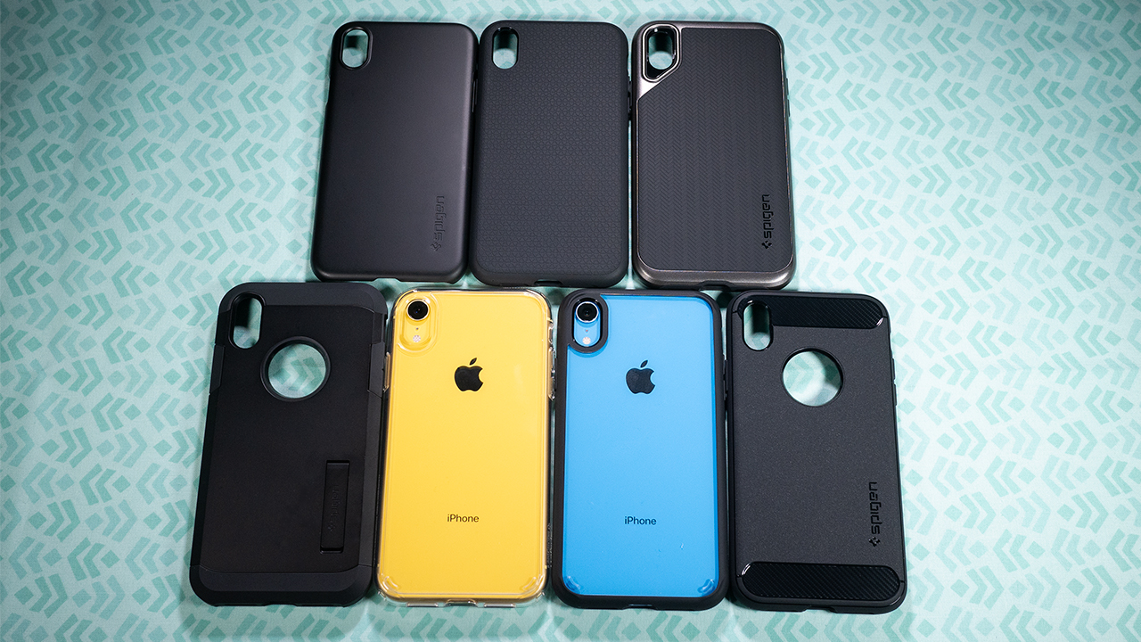 newest collection 6c36f 94ff4 A look at Spigen's best iPhone XR cases
