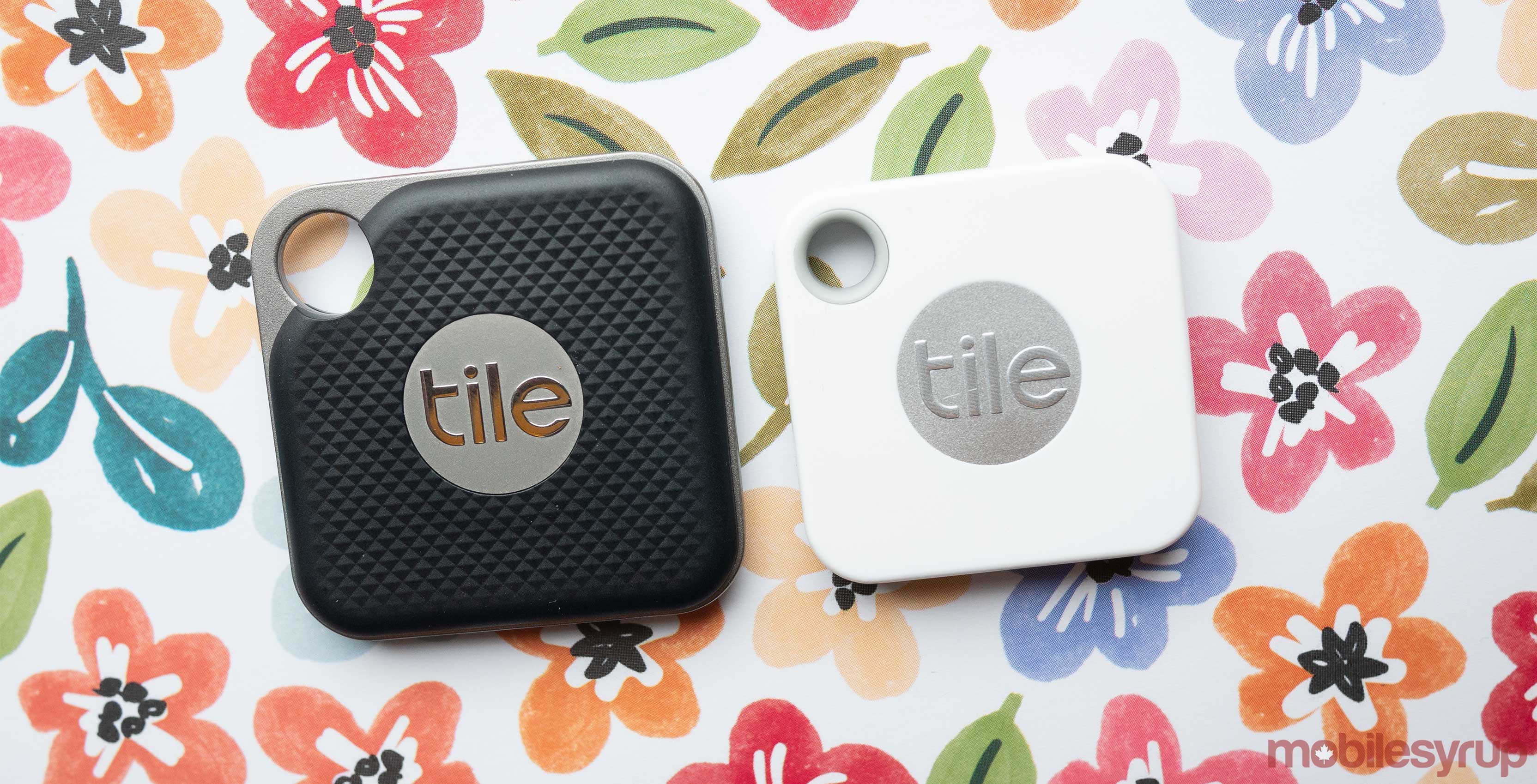 Tile Mate and Tile Pro