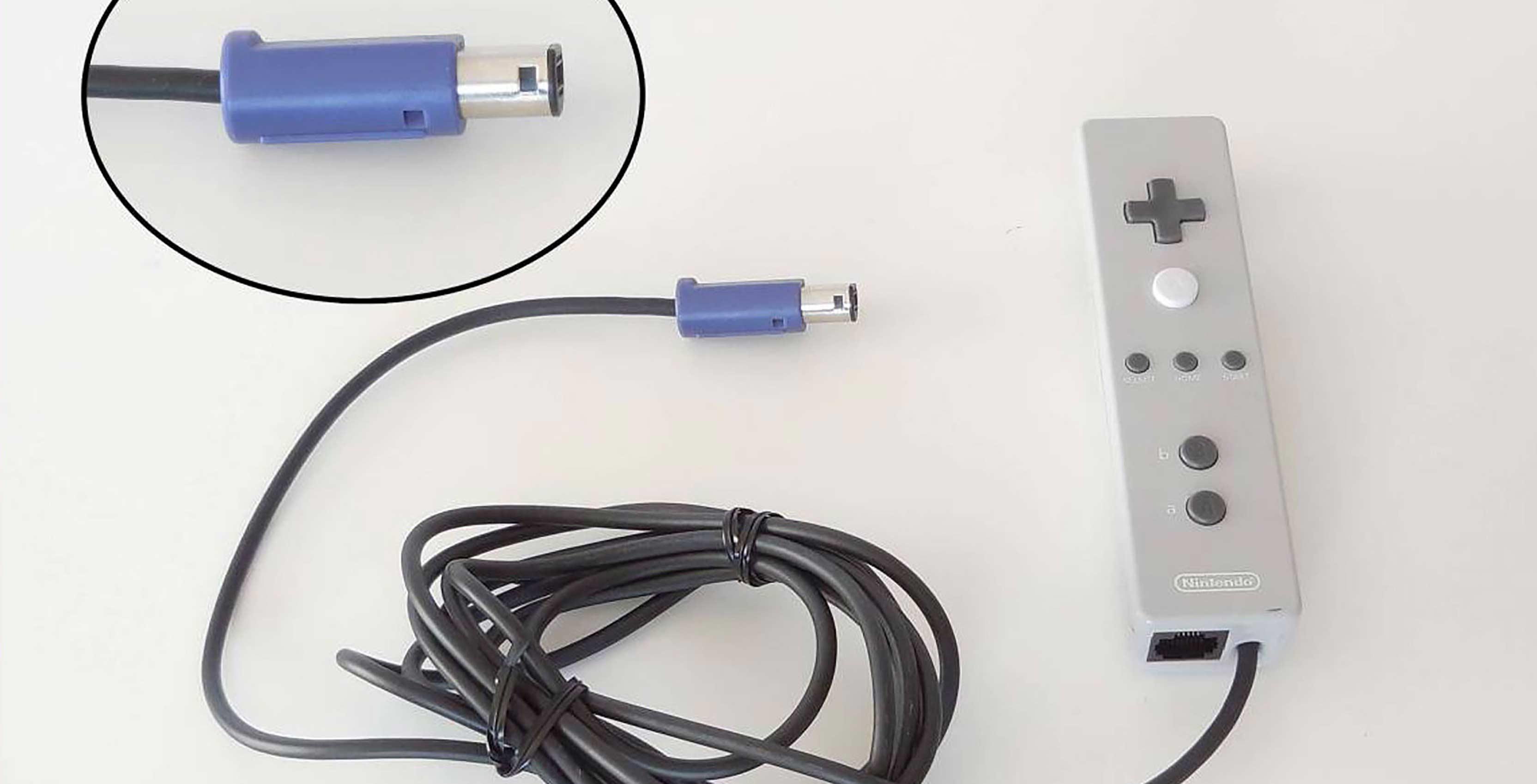 Wii Remote prototype