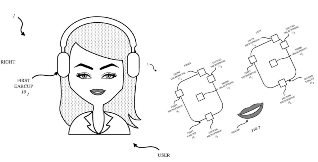 Apple reportedly working on over-ear headphones with HomePod beamforming technology
