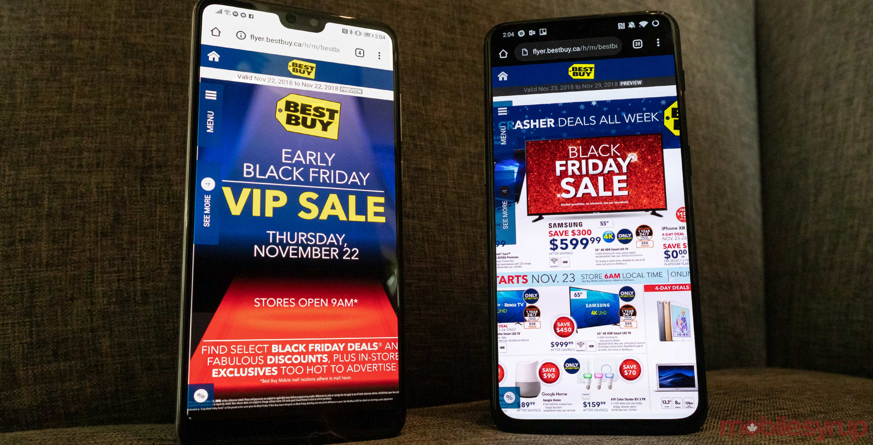 Best Buy Canada Adds Vip Sale To Existing Black Friday Tech Deals