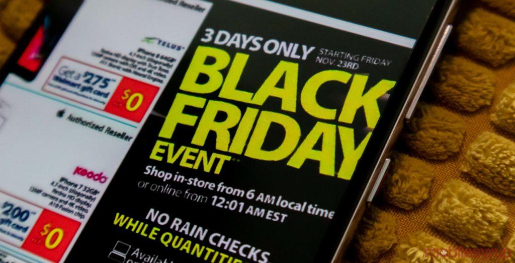 Walmart Canada's Black Friday 2018 tech deals