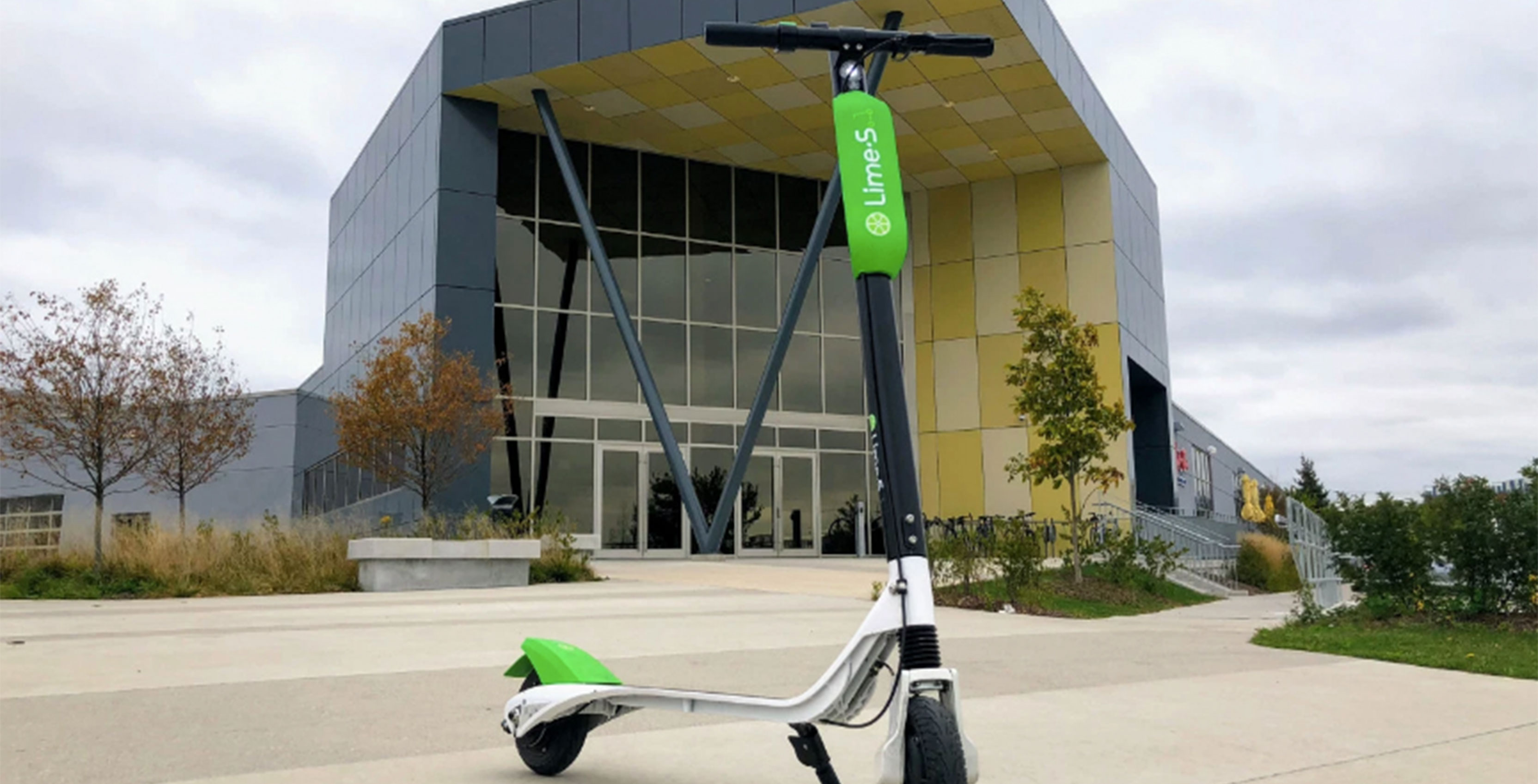 Lime 'in talks' to bring electric scooter rentals to