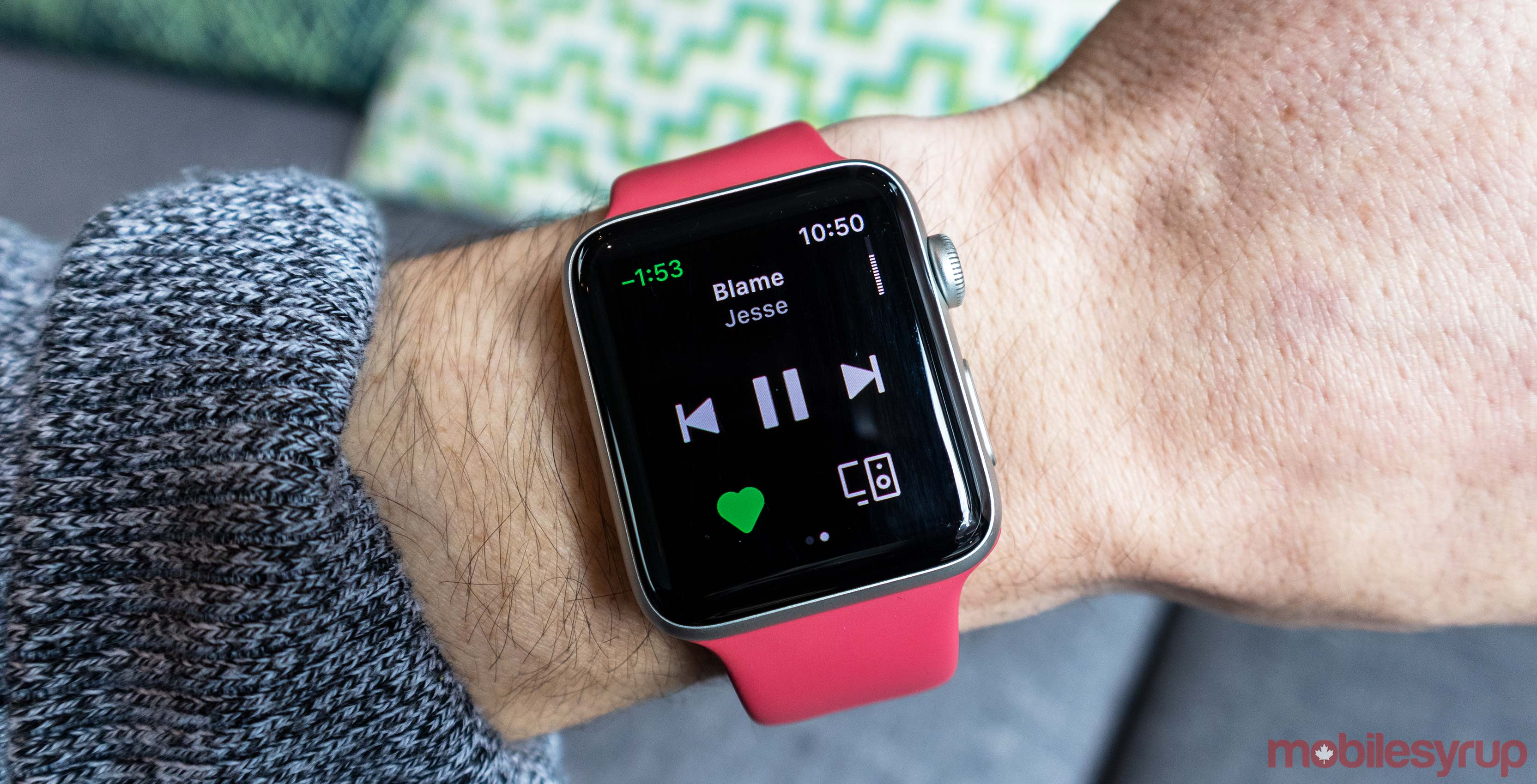 Everyone can download Spotify for Apple Watch now
