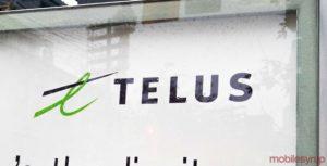 Telus sign