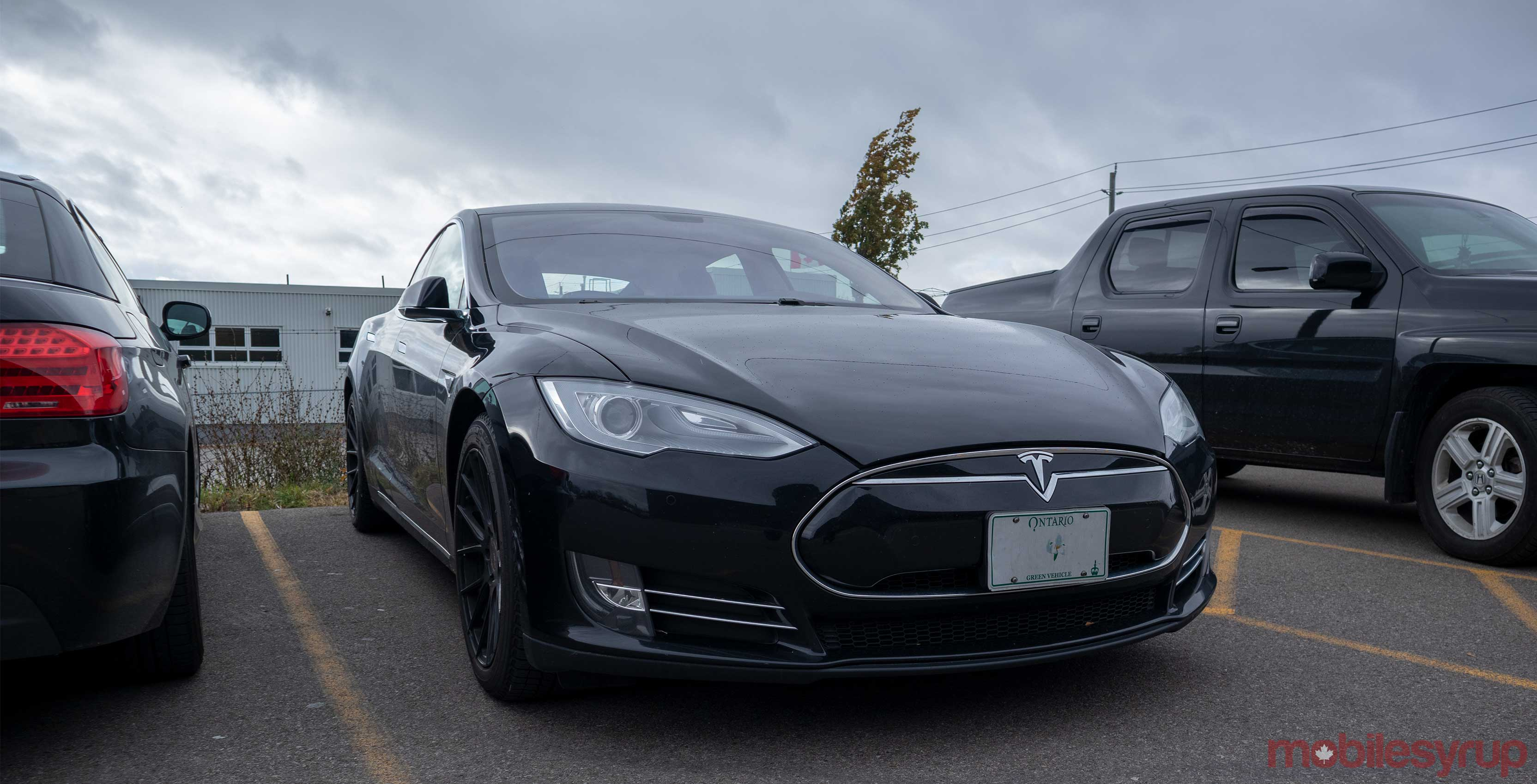 Tesla Model S might get an interior ...