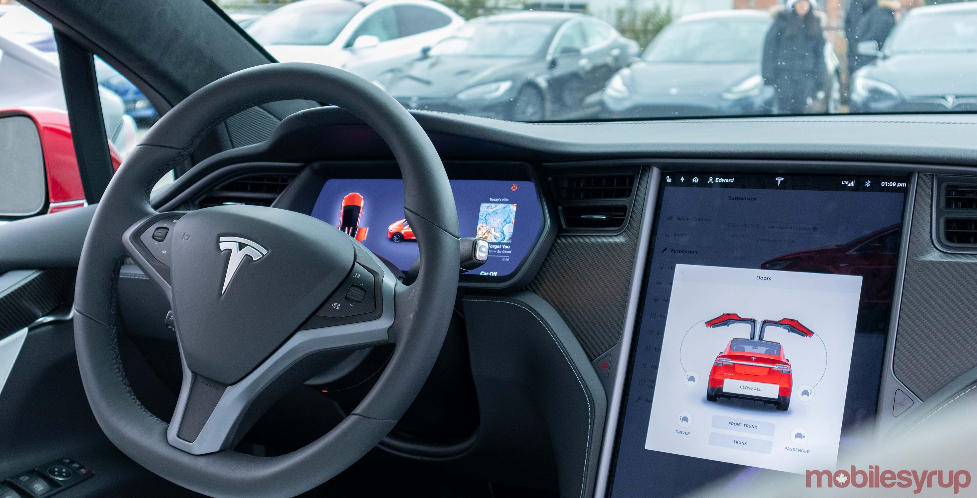 Tesla's in-car browser will be upgrading to Chromium in the future