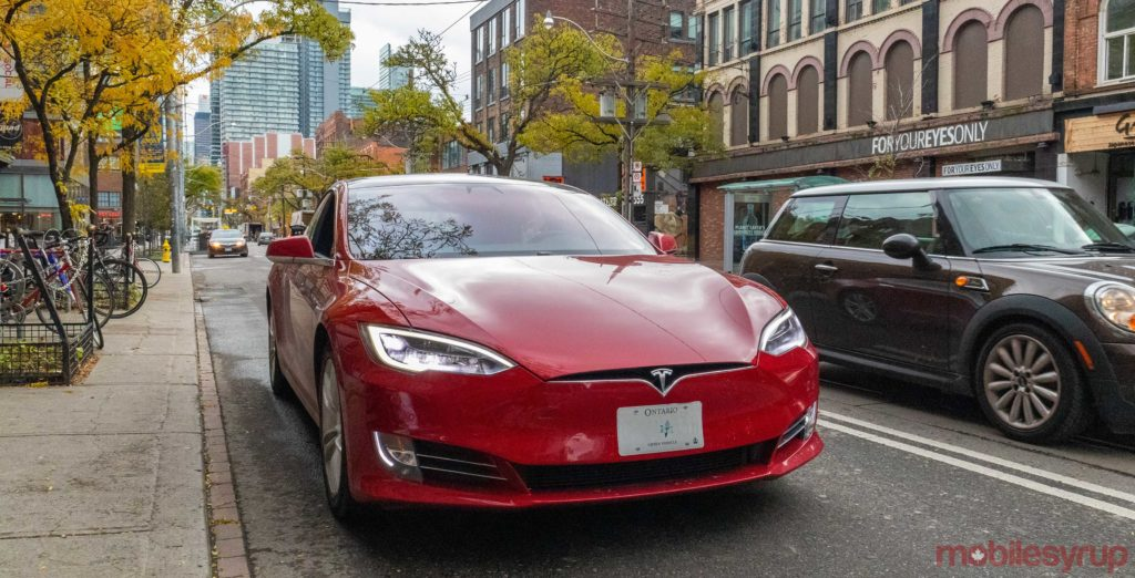 Canadian Tesla owner charged for sleep-driving at speeds of 150 km/h