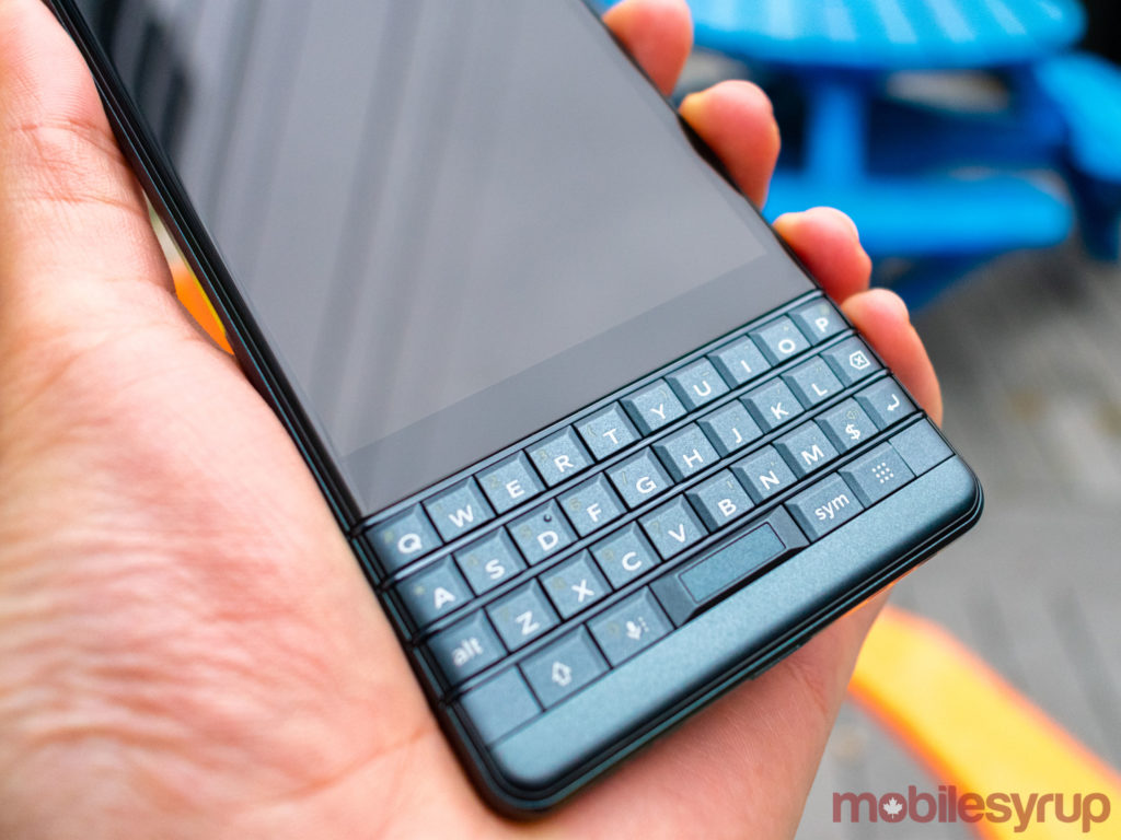BlackBerry KEY2 LE Review: Anything you can do, I can do too