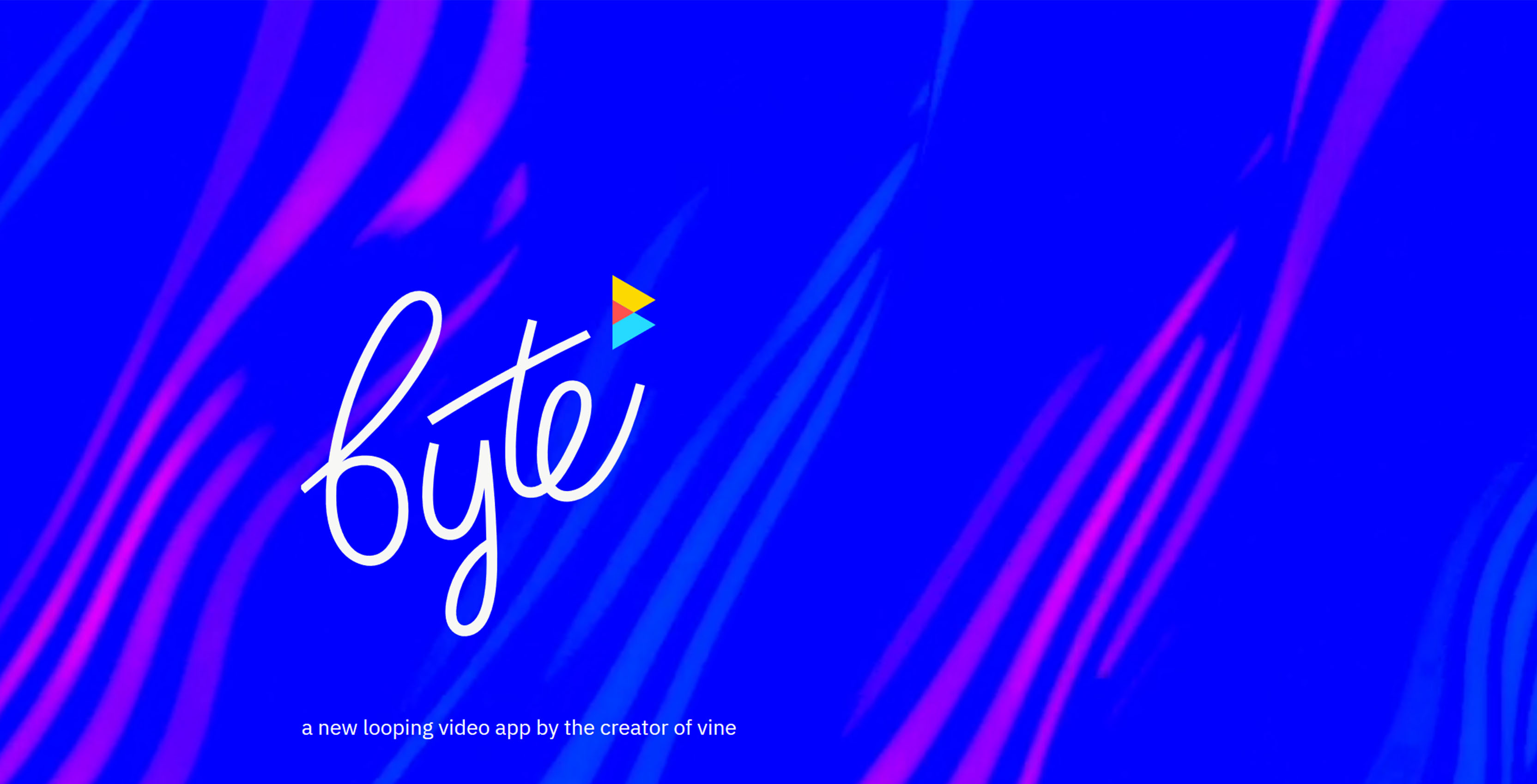 Byte, a creation app from the co-founder of Vine, is coming