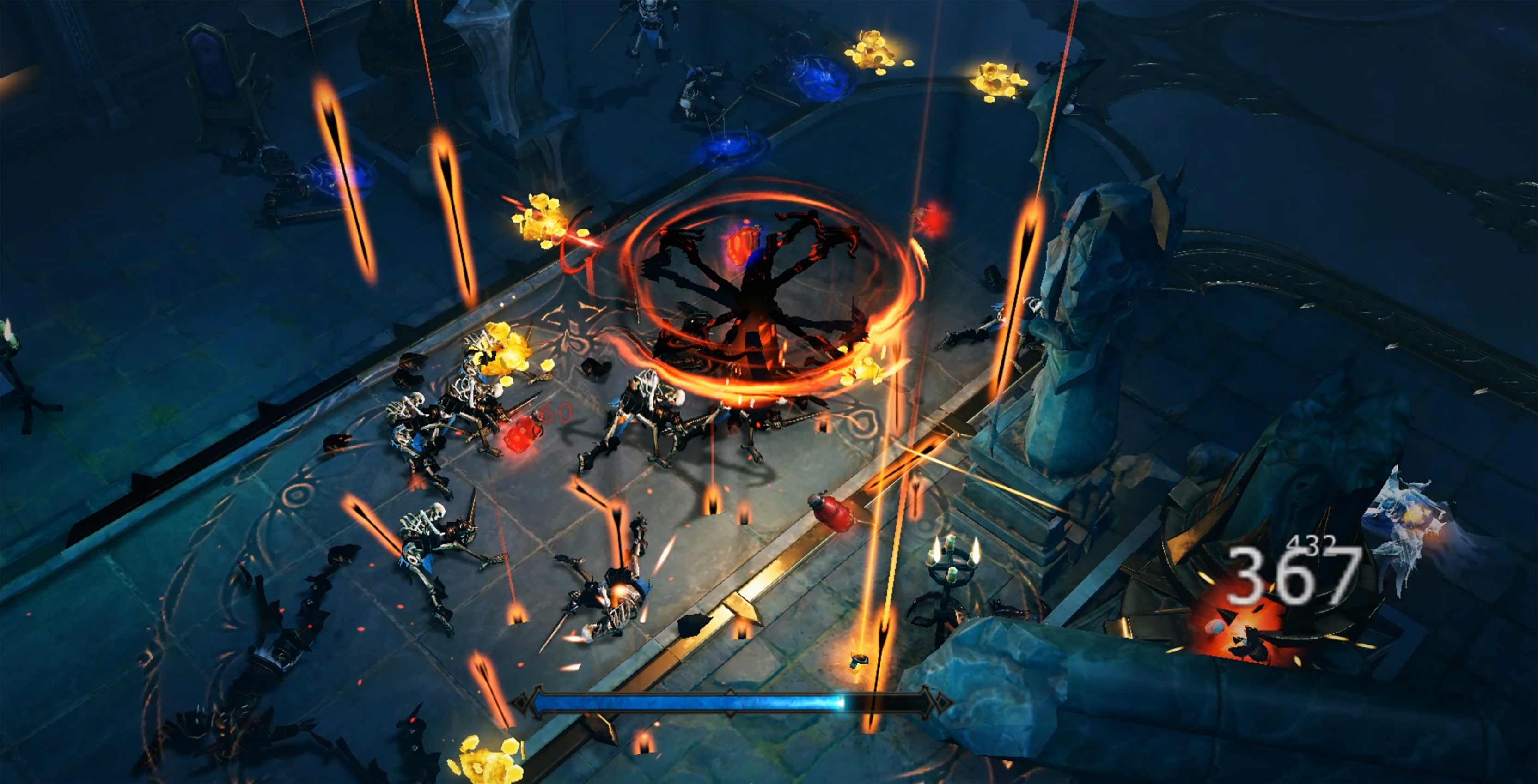 Blizzard Announces Diablo Immortal, A Mobile Game