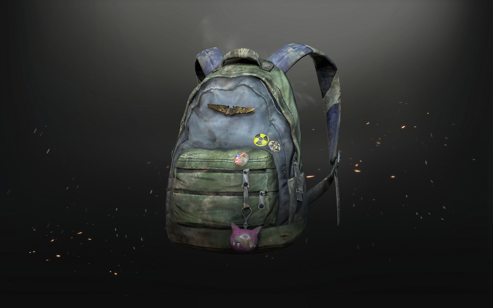 Ellie backpack PUBG