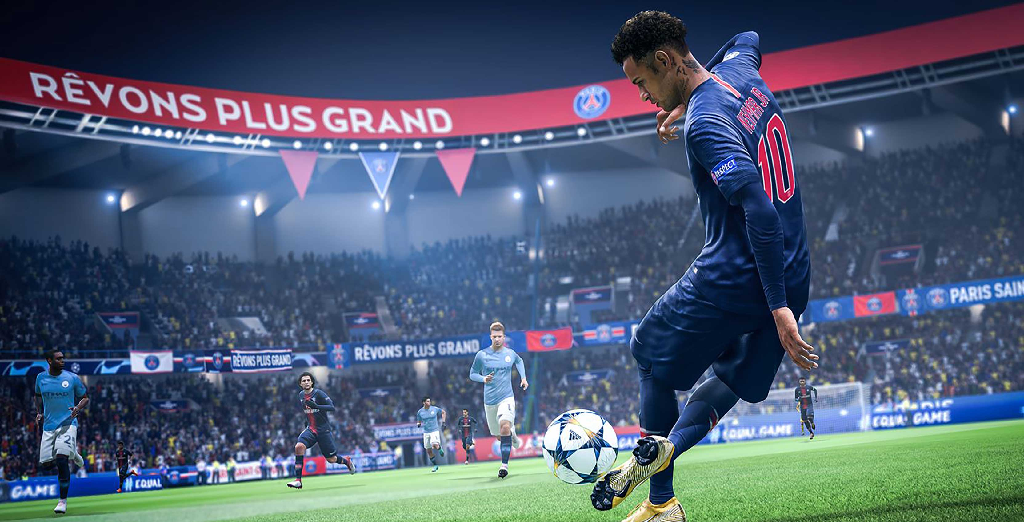 FIFA 19 Neymar Jr