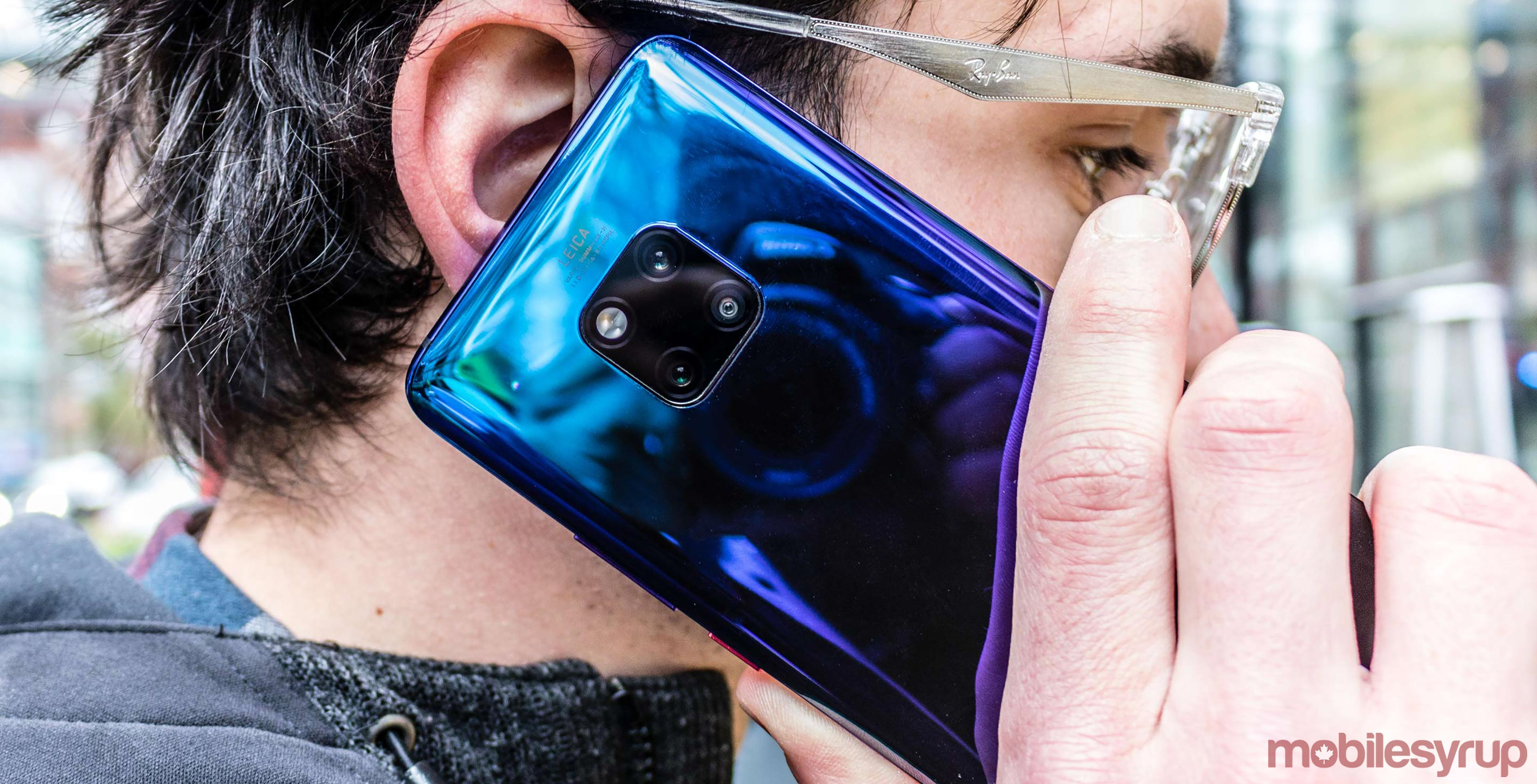 You can finally buy Huawei's Mate 20 Pro from Freedom Mobile