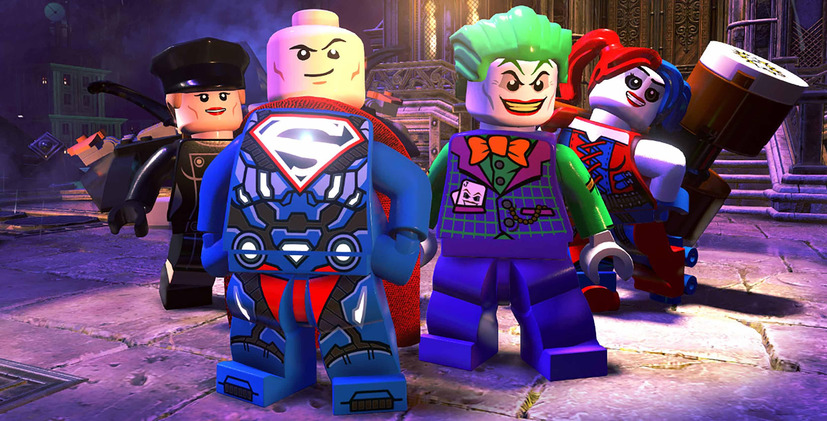 LEGO Kingdom Hearts formula games