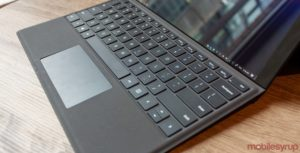 Surface Pro 6 Type Cover