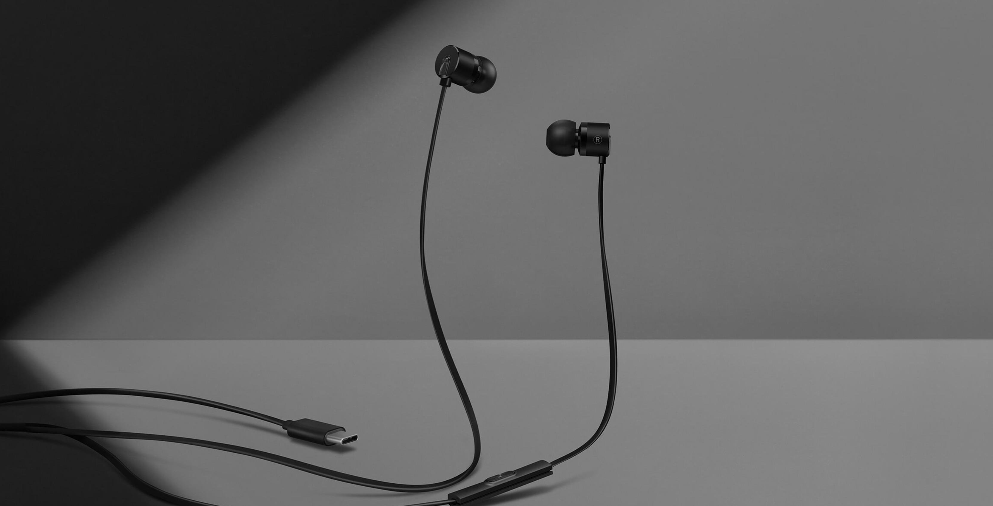 OnePlus' new USB-C Bullets headphones