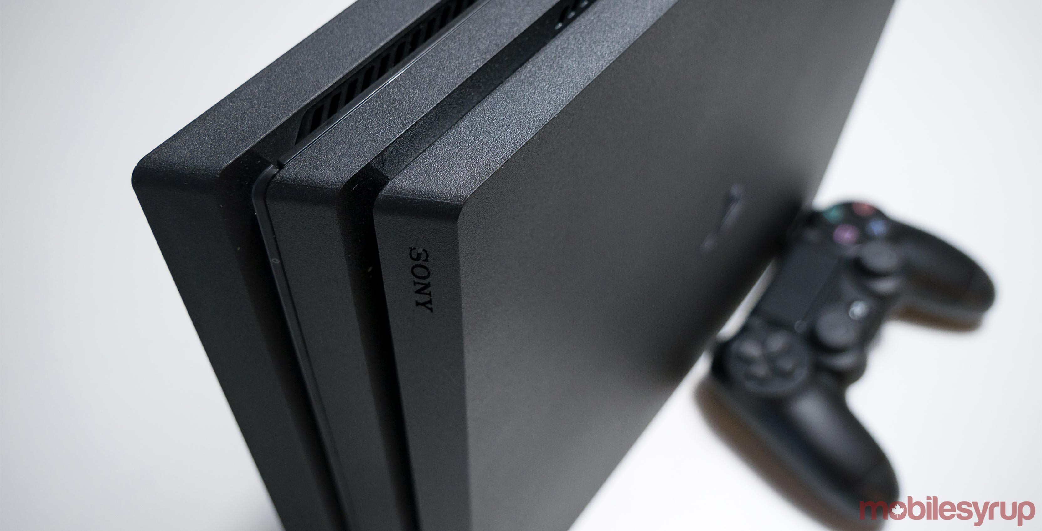 Sony's Stealth Released a New PS4 Pro Model, and It's Quieter