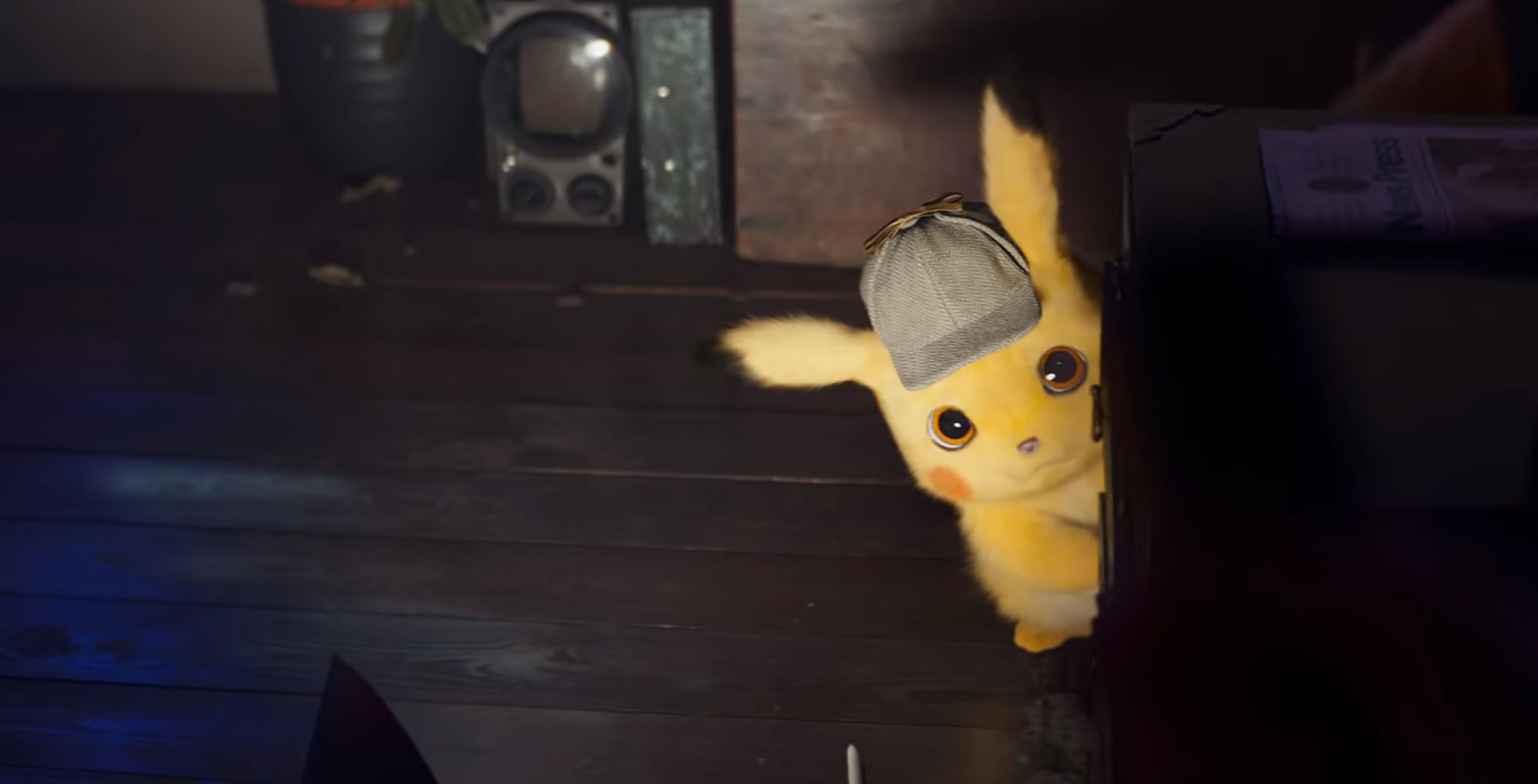 Canadian Born Ryan Reynolds Plays Cute Version Of Detective Pikachu