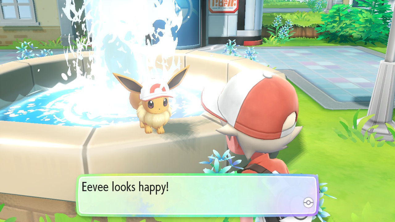 Pokemon Let's Go screenshot