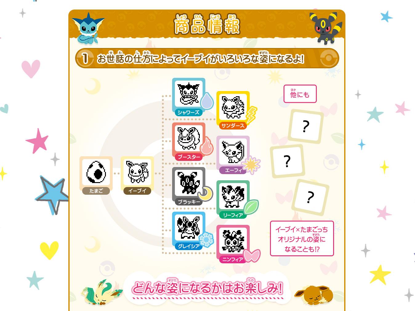 Pokemon Tamagotchi