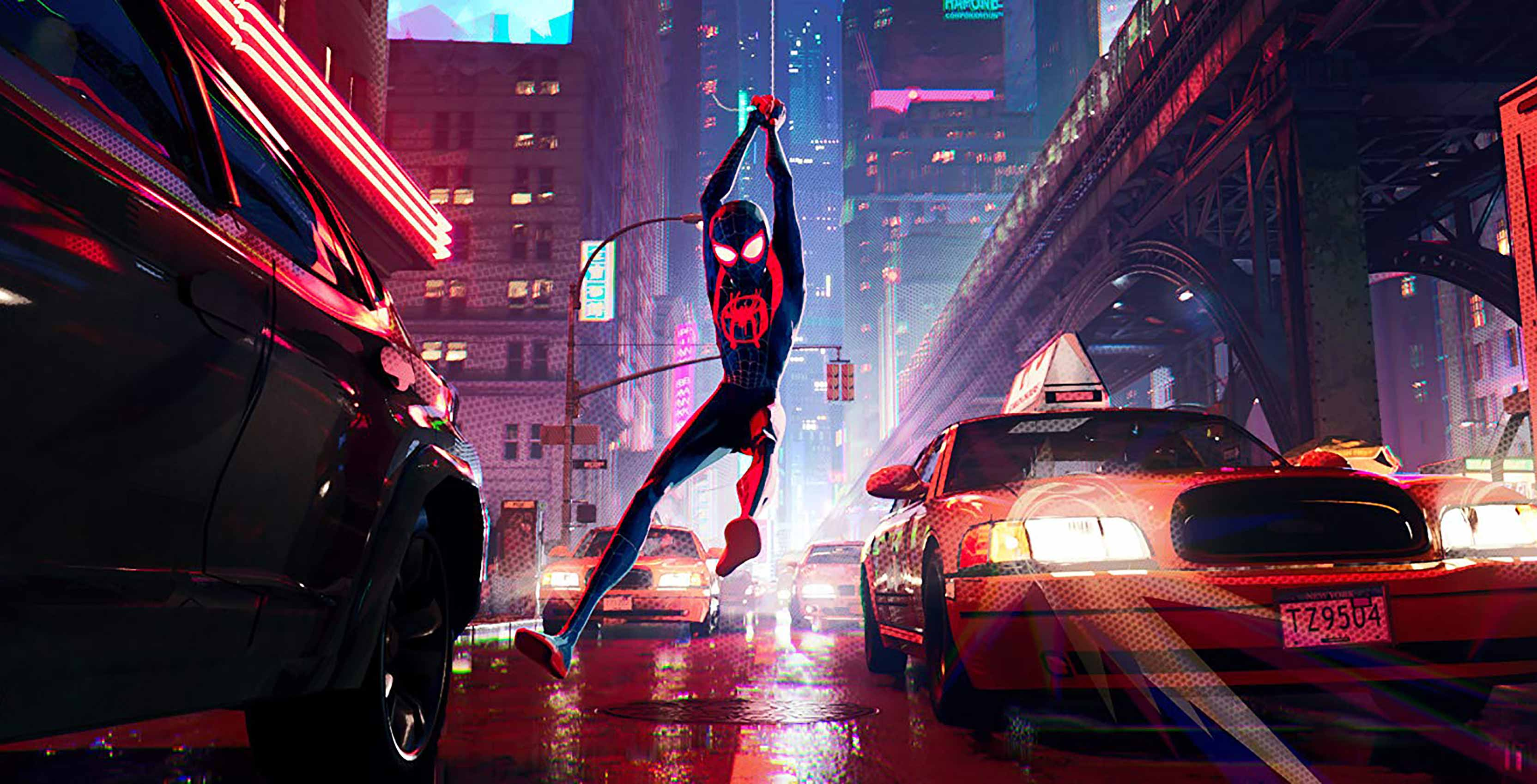 Spider-Man: Into the Spider-Verse Miles