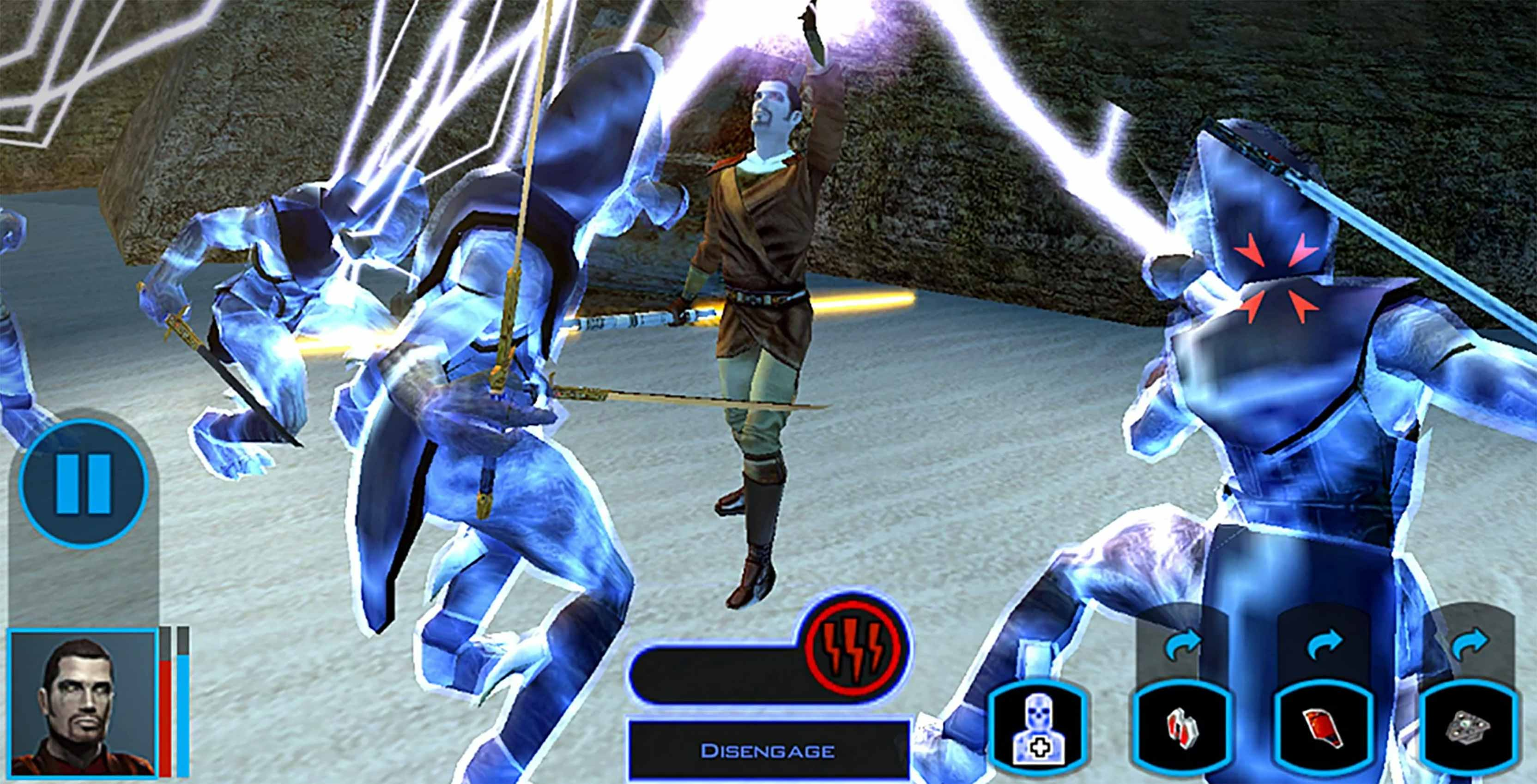Star Wars KOTOR mobile