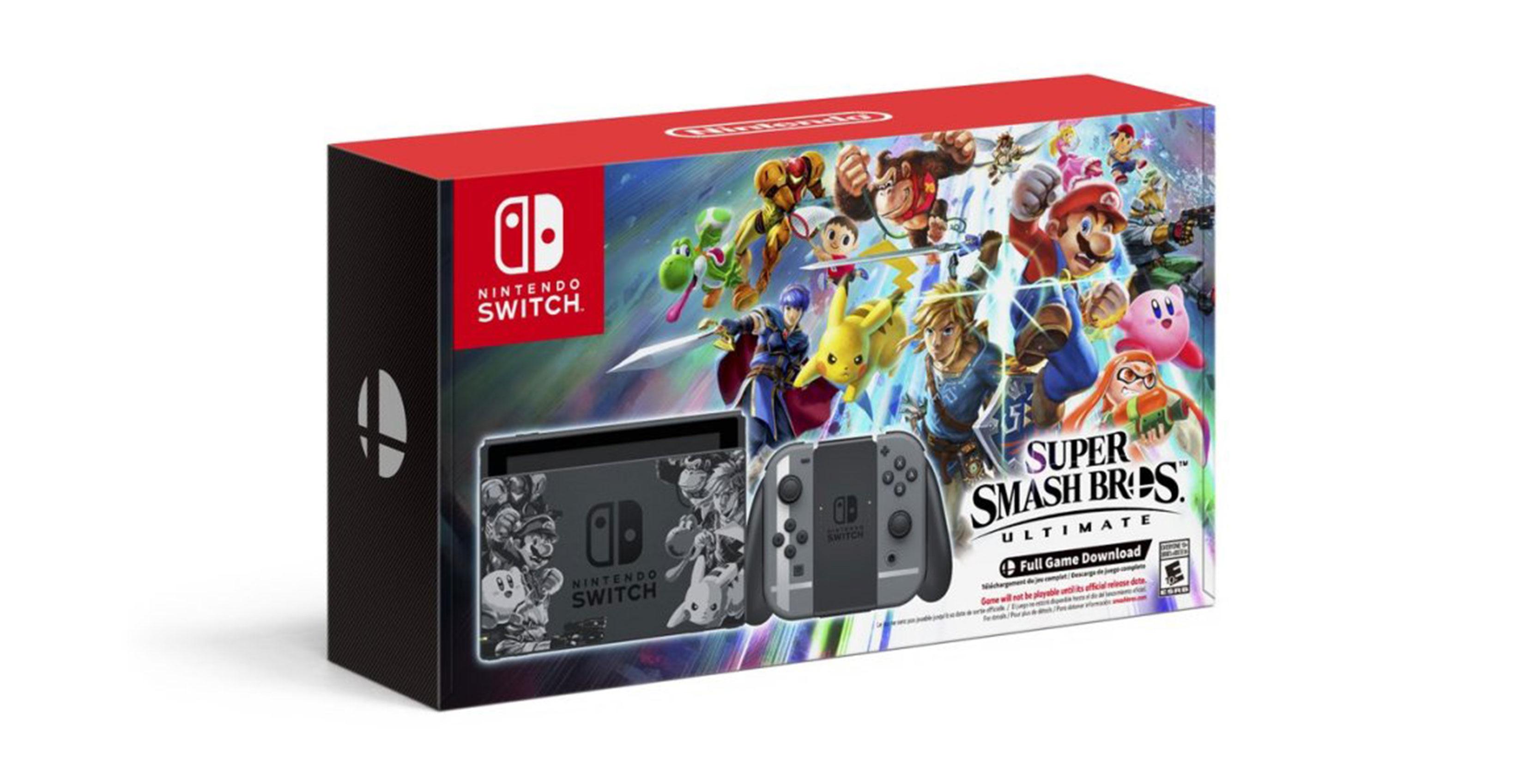 Nintendo Switch Smash Bros.