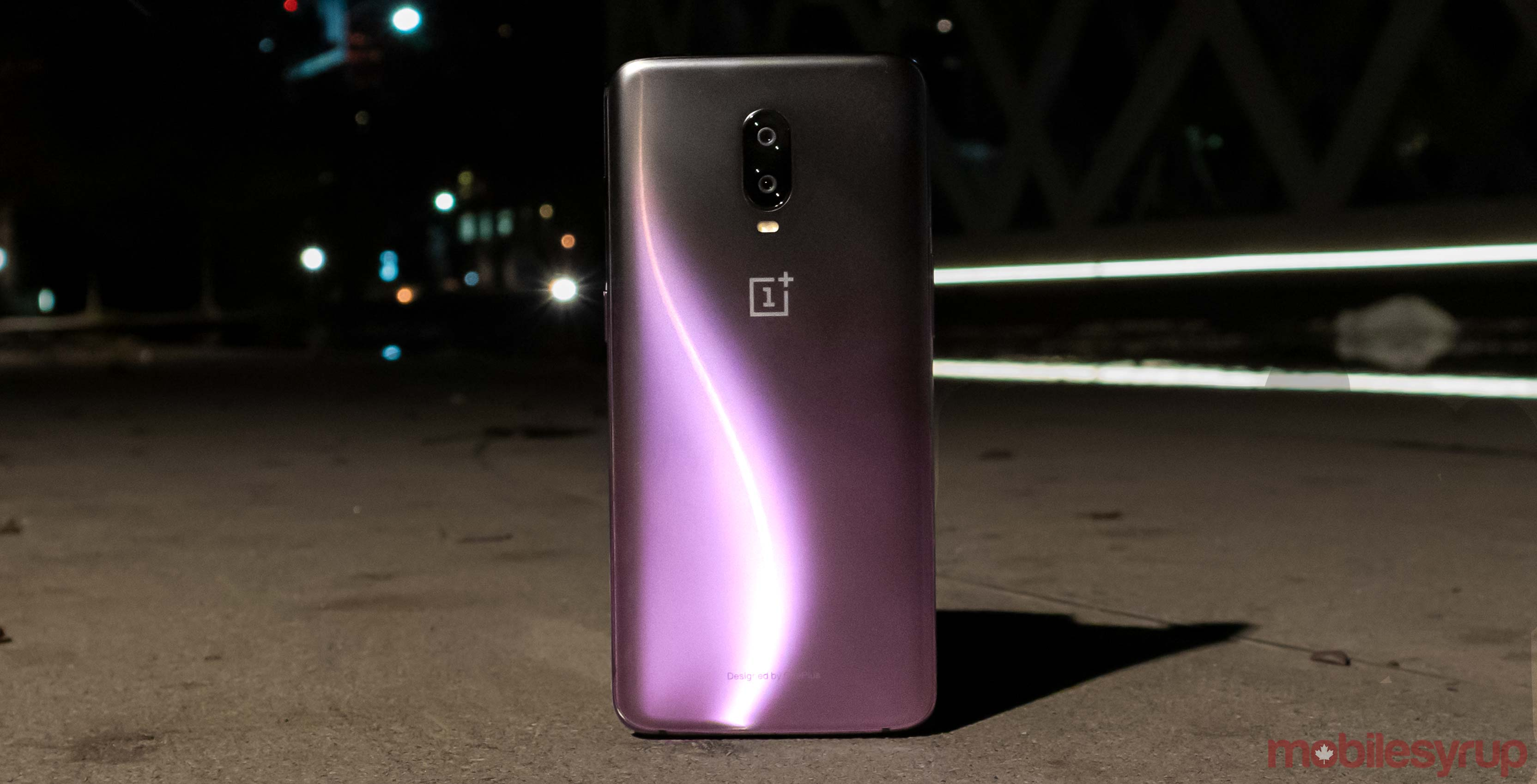 OnePlus 6T In Thunder Purple Is Out Now And Its Stunning