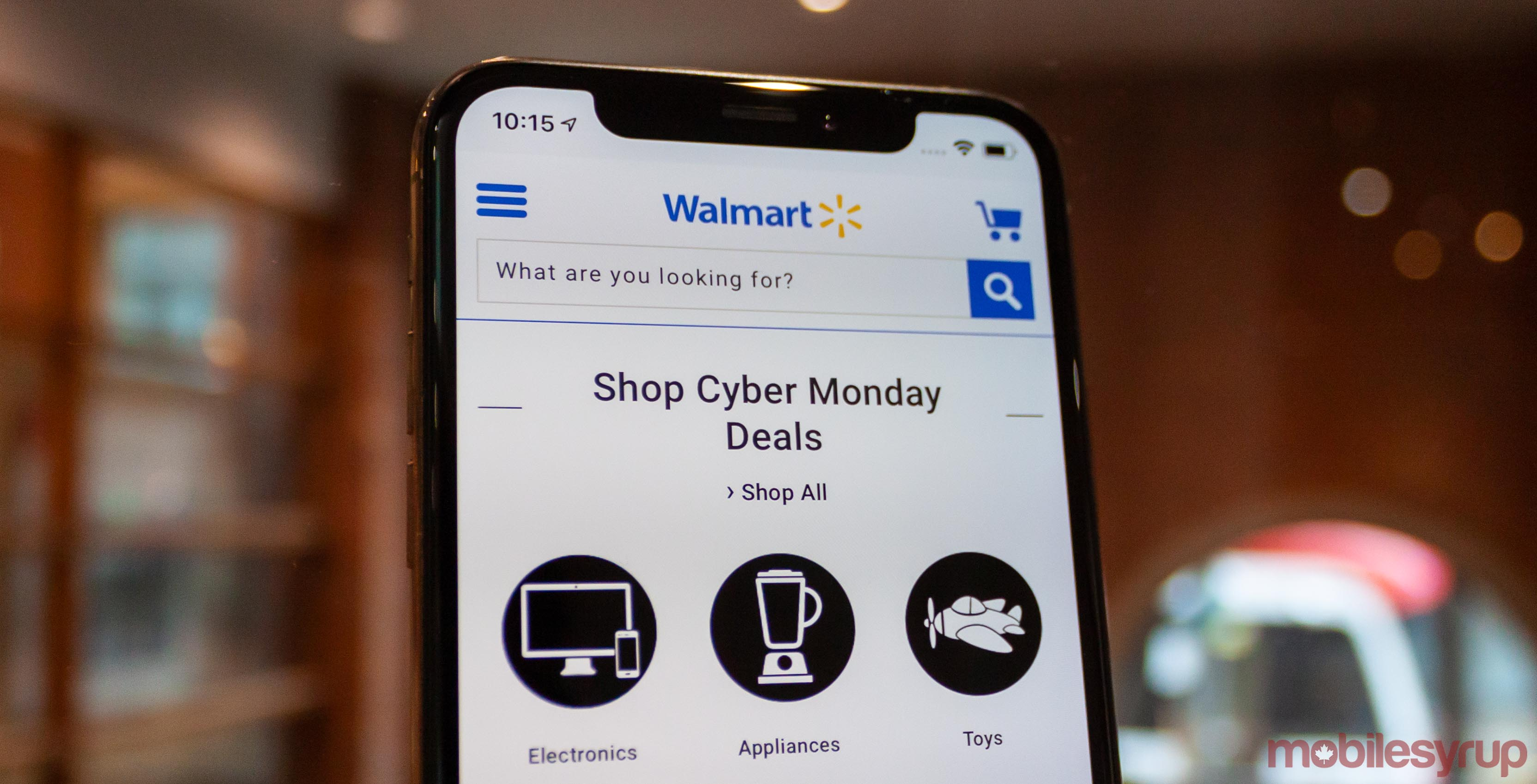 5da7ed8abcb Walmart Canada is back again with the sales for Cyber Monday and there is  at least one good deal for the Nintendo Switch. We've summarized the flyer  and ...