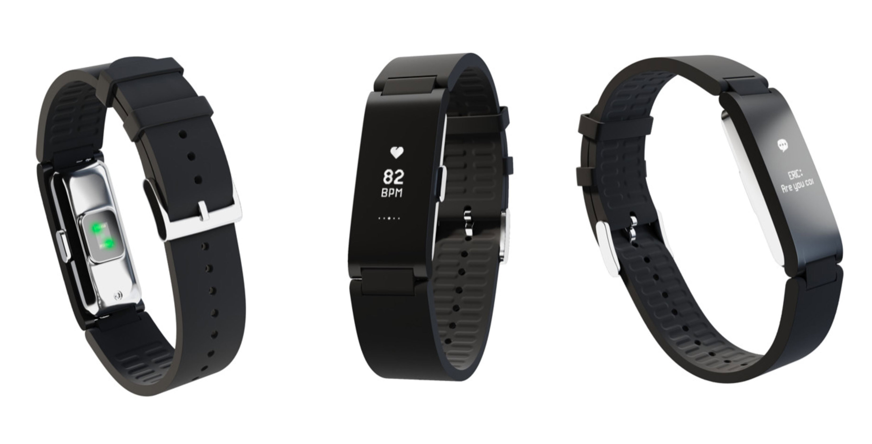 Withings Pulse HR Challenges Fitbit with 20-Day Battery Life