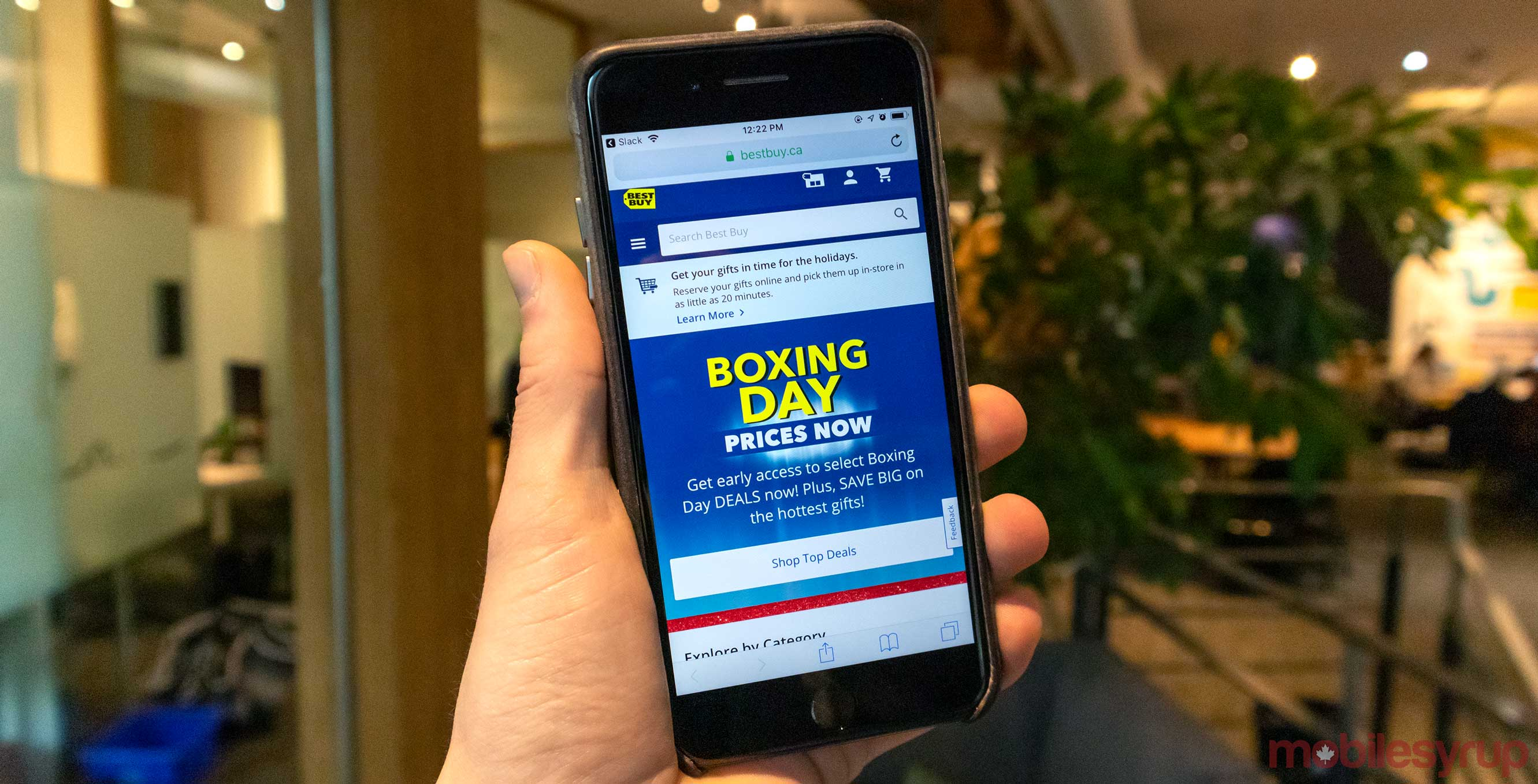 Best Buy Canada Announces Its Boxing Day Prices Now With Big