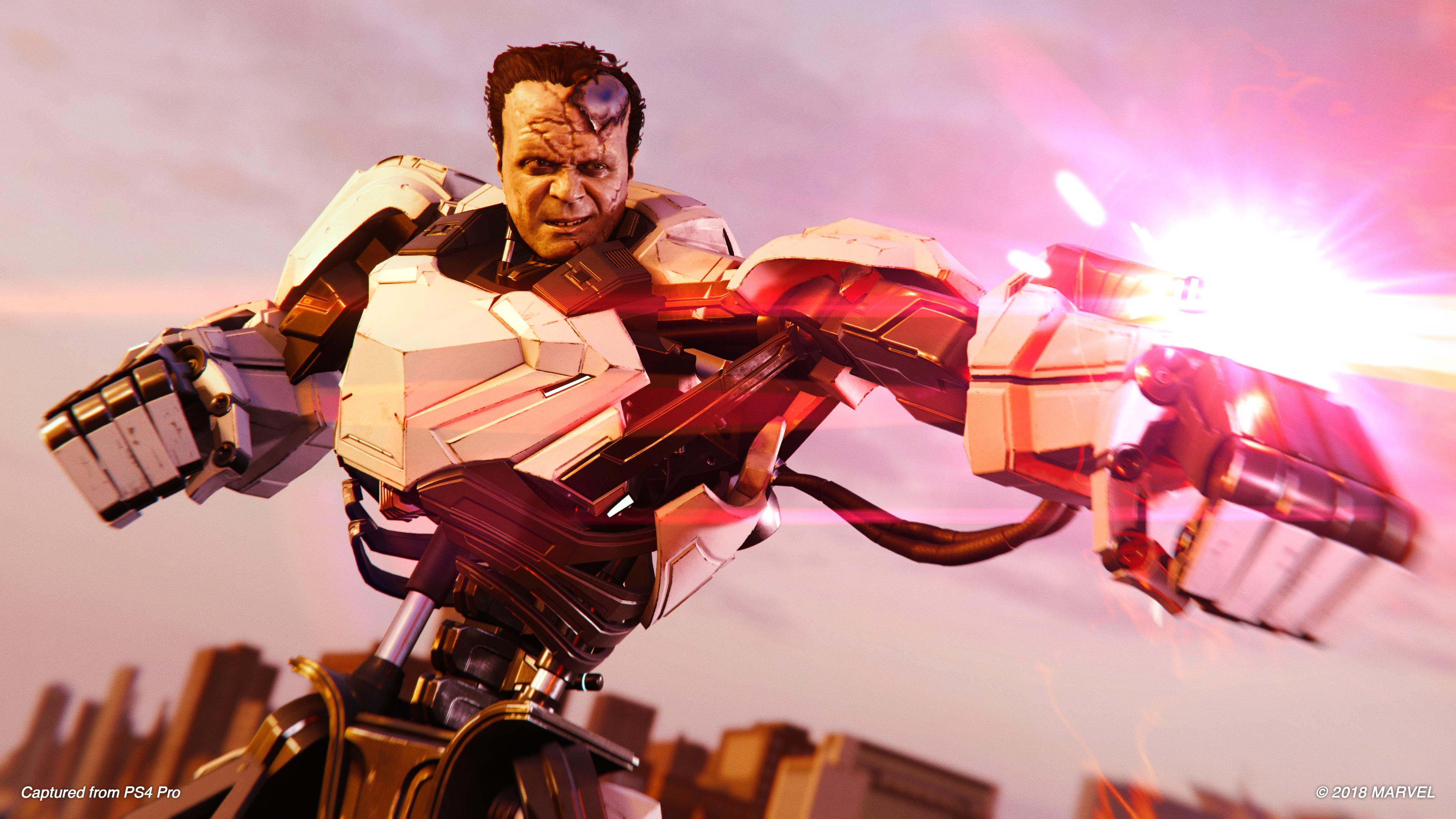 Spider-Man Hammerhead
