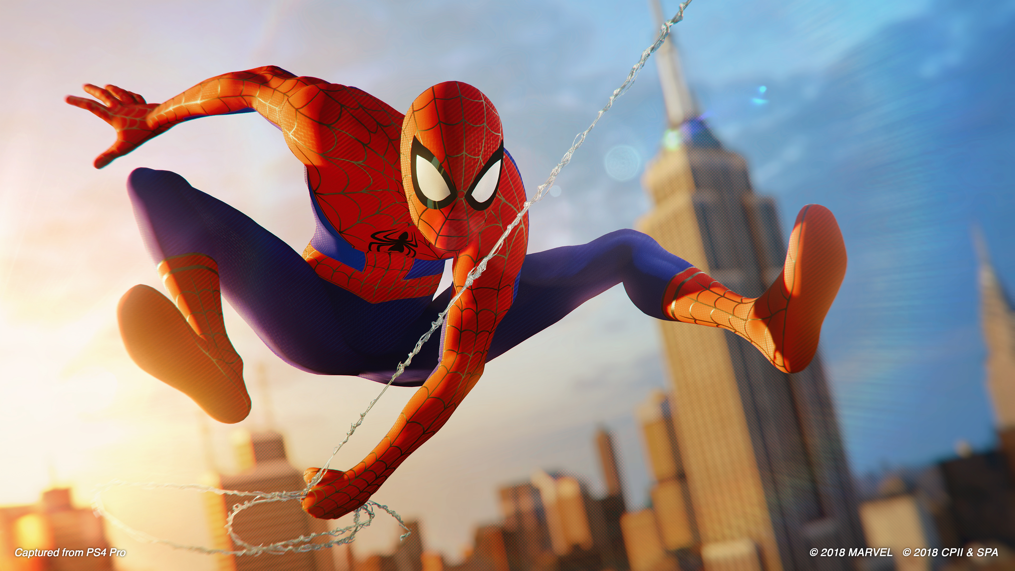 Spider-Man Into the Spider-Verse suit