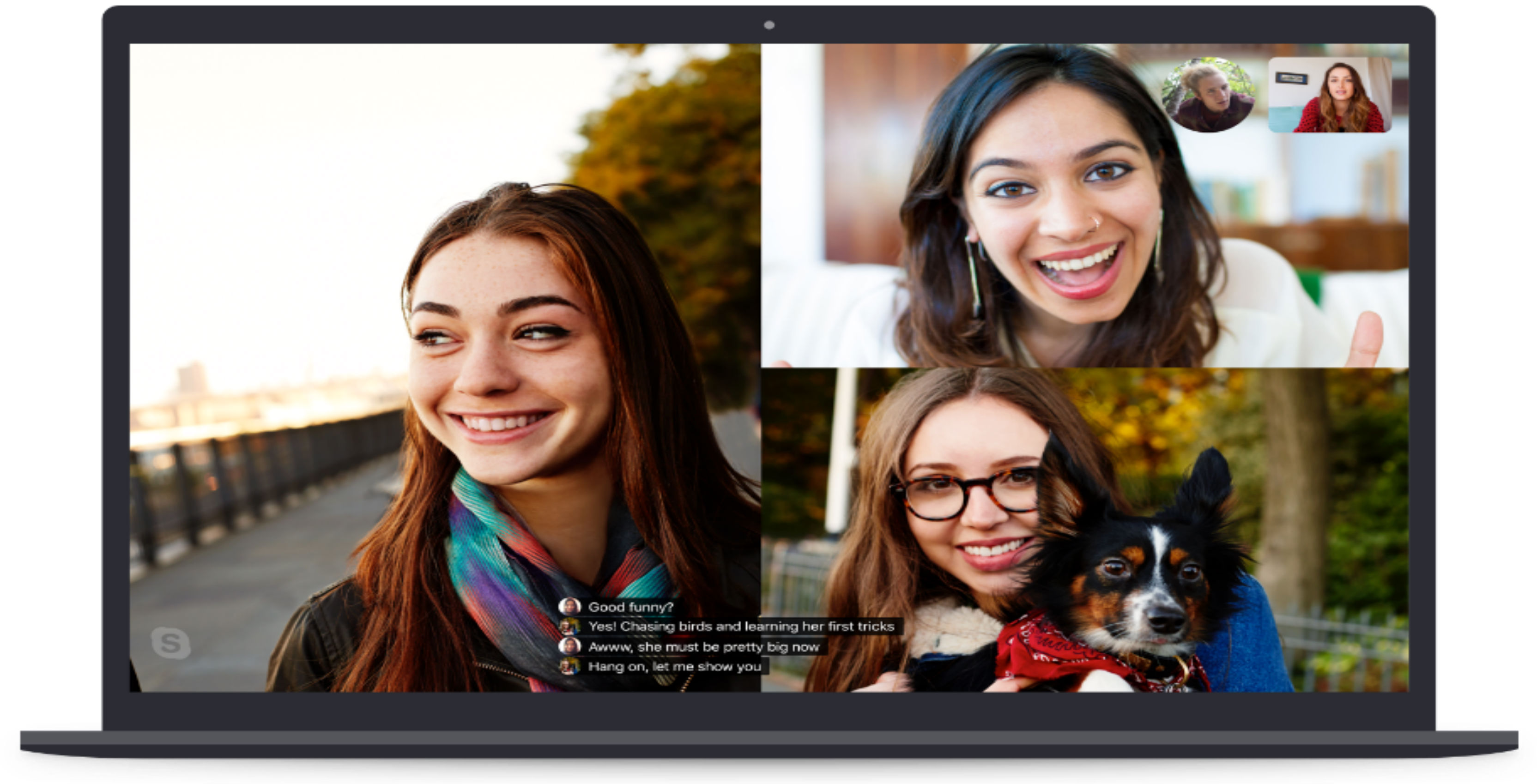 Skype to aid real-time transcription and AI captions in early 2019