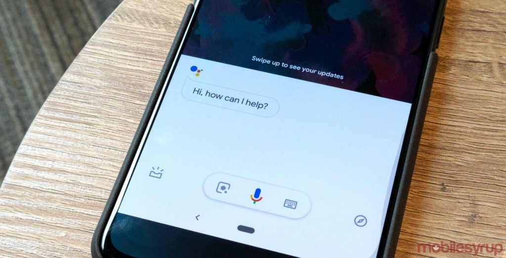 Google is tweaking the look of Assistant's pop up interface on Android - MobileSyrup
