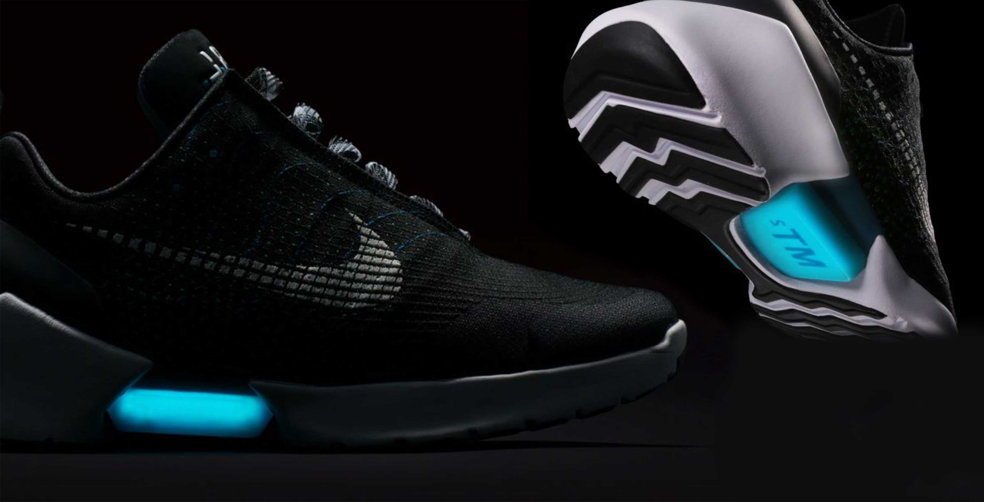 3d2c88d0ea44 It looks like Nike is going to take another crack at self-lacing shoes