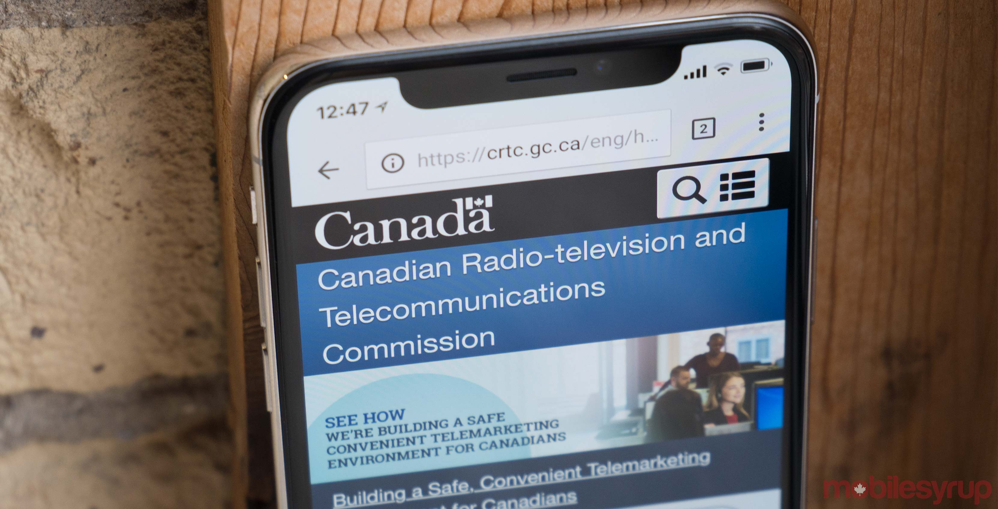 CRTC orders Bell to not suspend Vidéotron roaming services