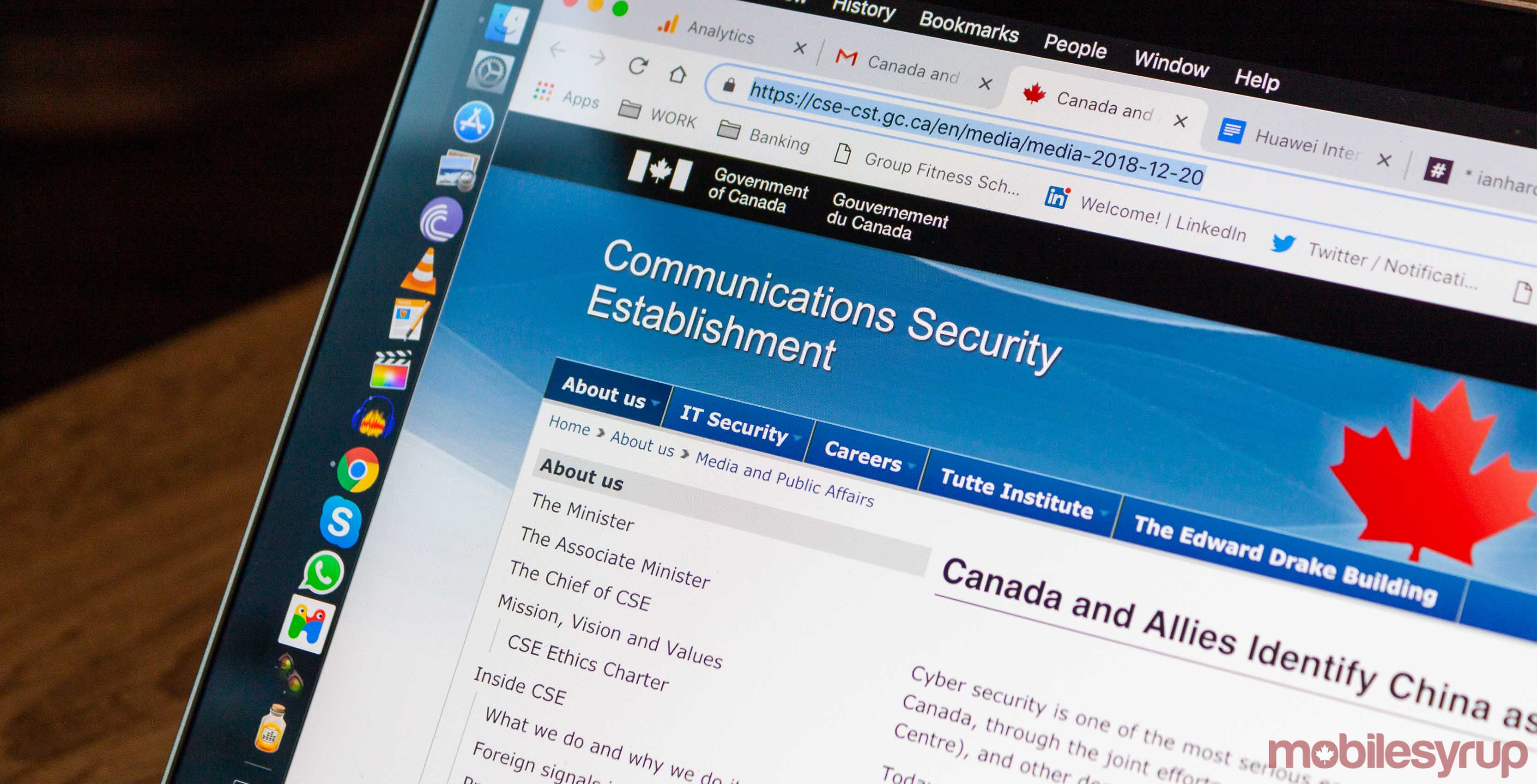 CSIS, CSE confirm foreign actors attempting to influence upcoming