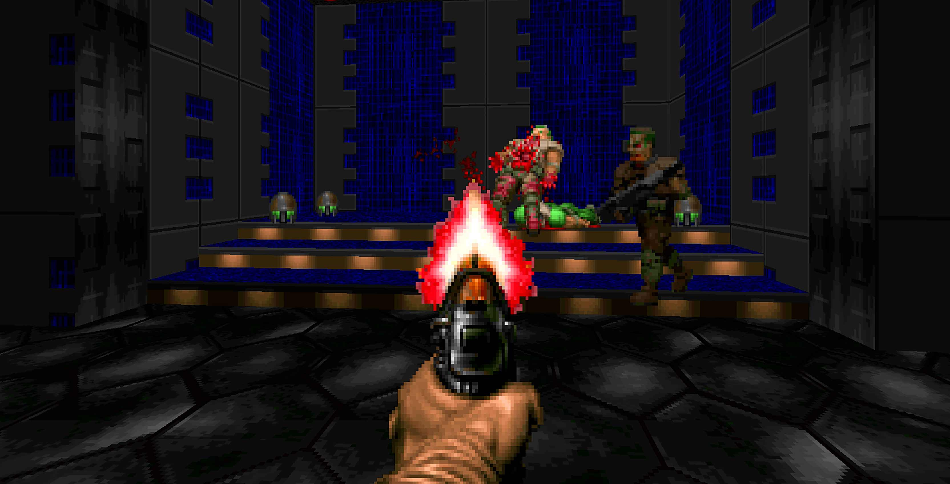 Original 'Doom' trilogy makes its way to Android, iOS