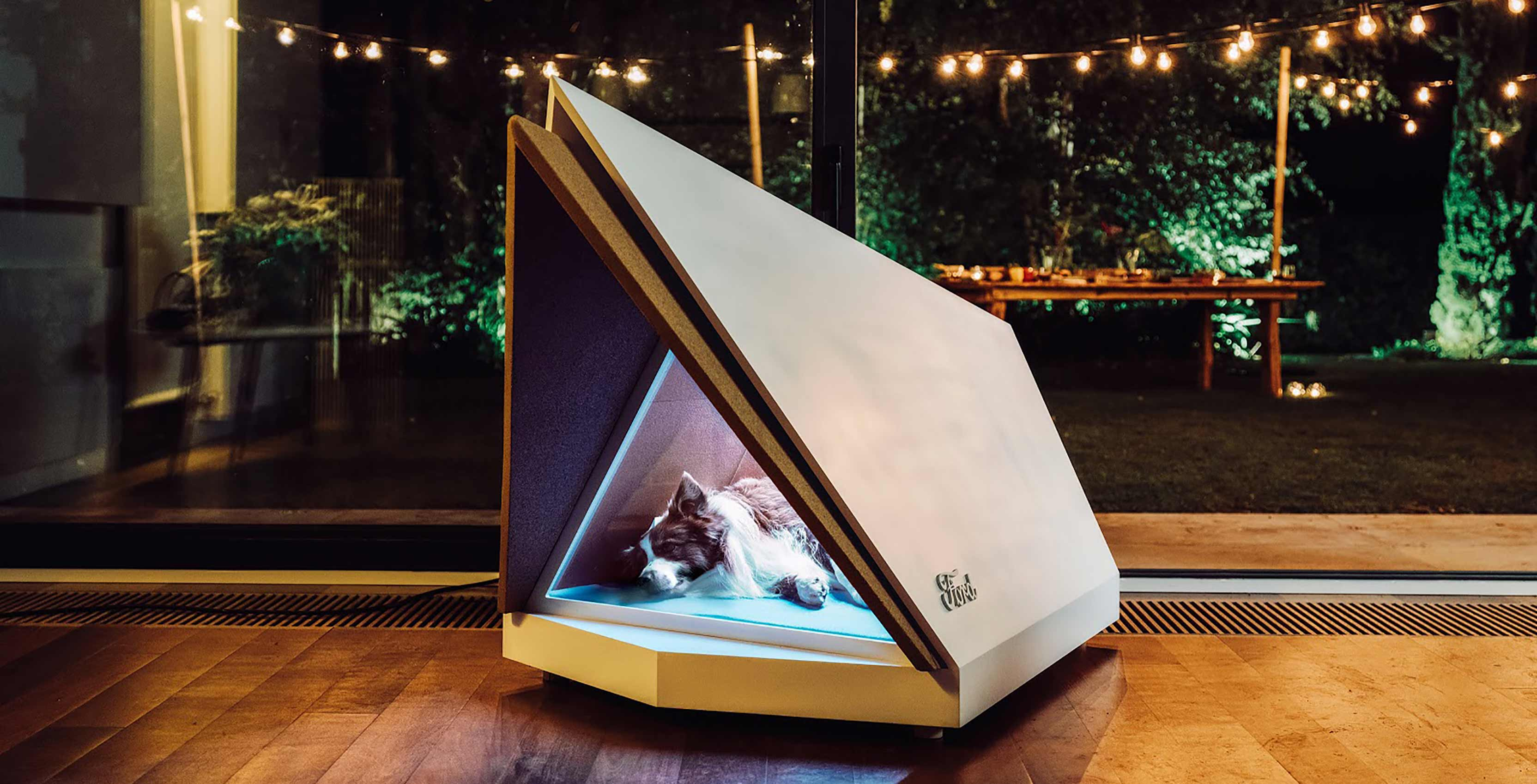 Ford Interventions noise-cancelling kennel