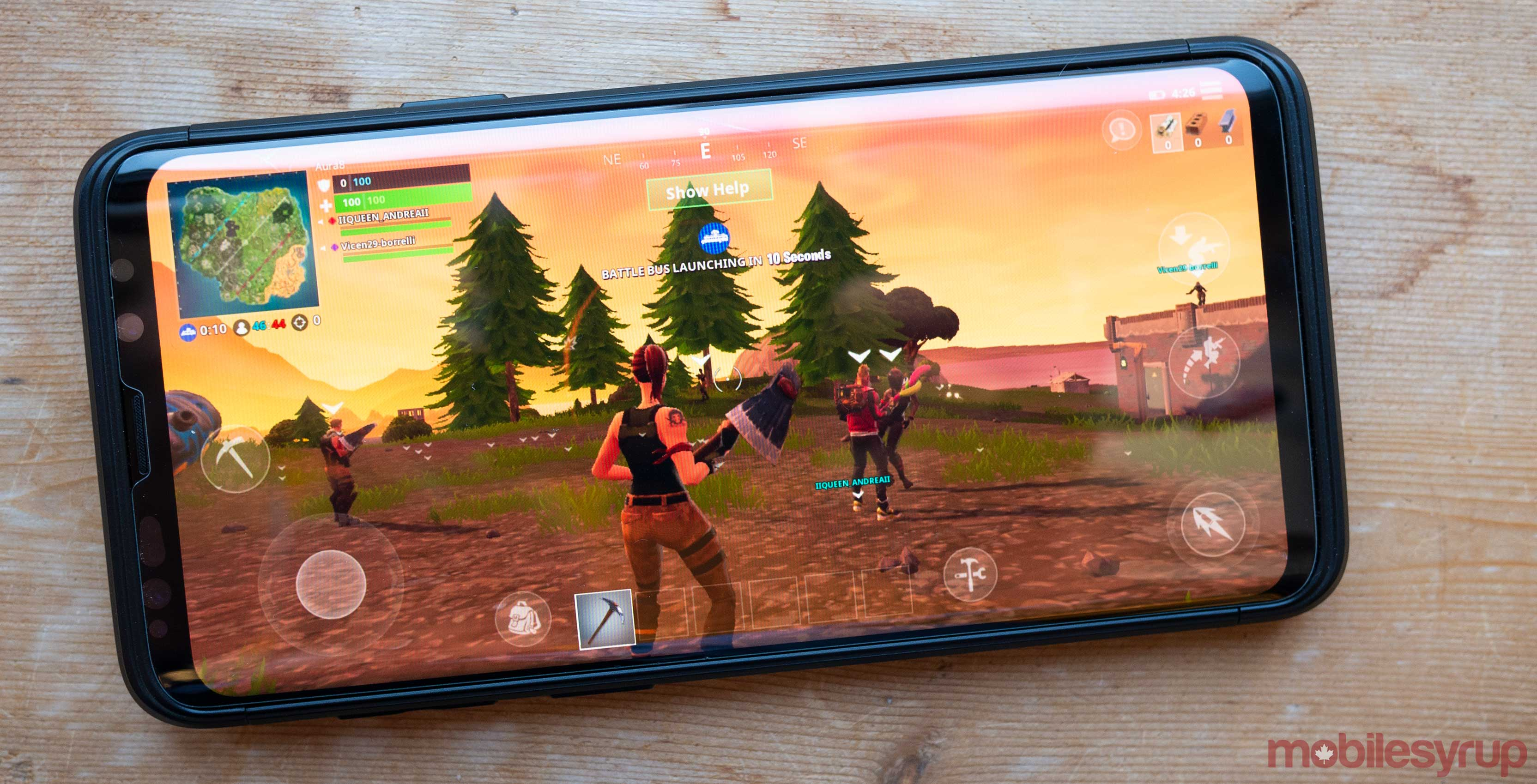 Epic Games has plans to launch its own Android game store in