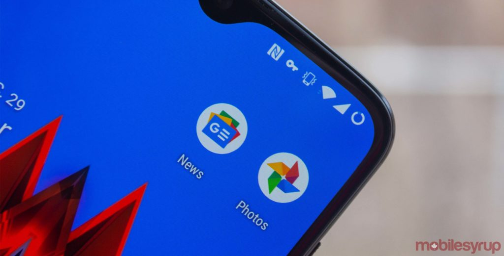 Google Photos gets refreshed navigation drawer, new account switcher
