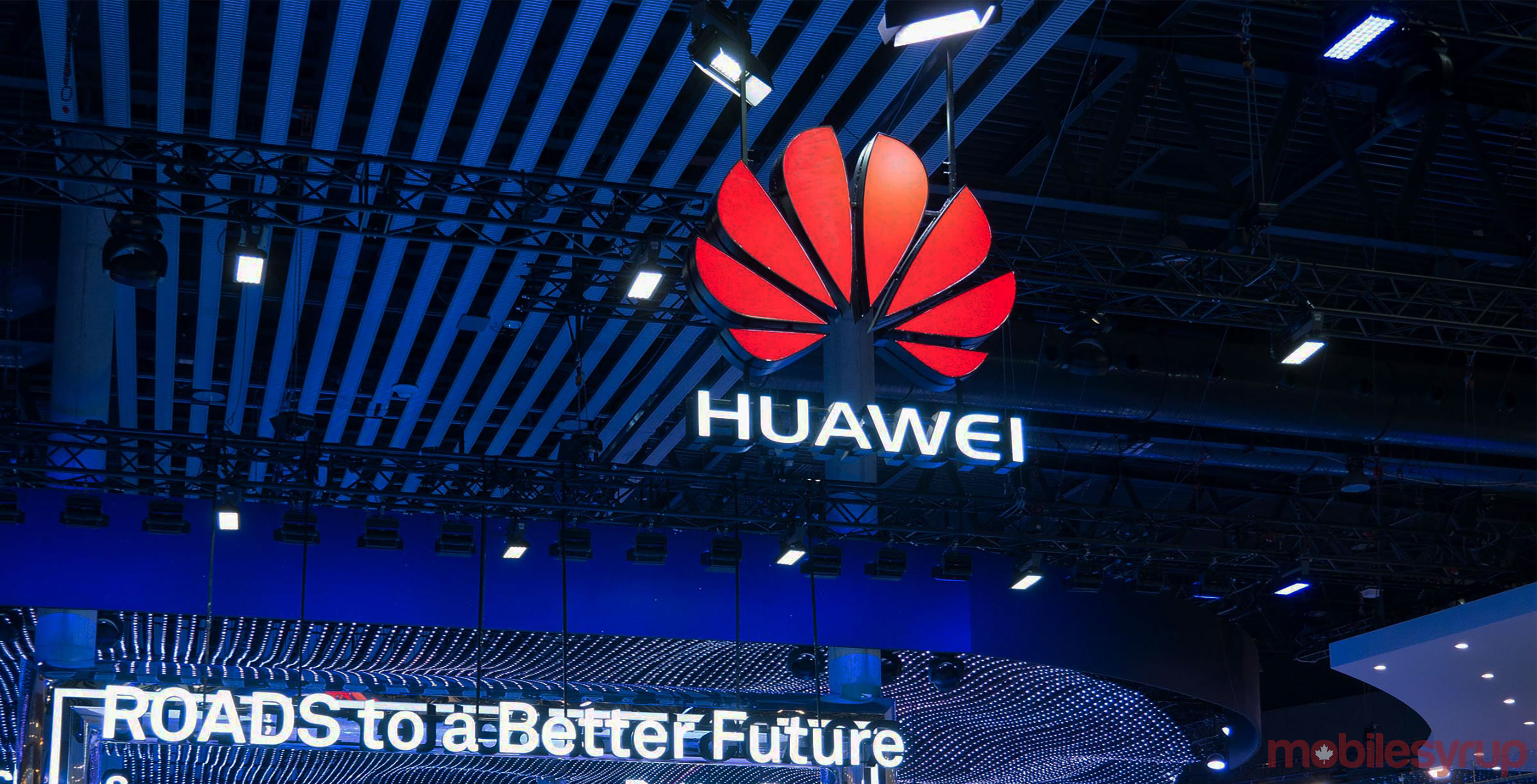 Bell, Telus has been using Huawei to deploy fibre-optic